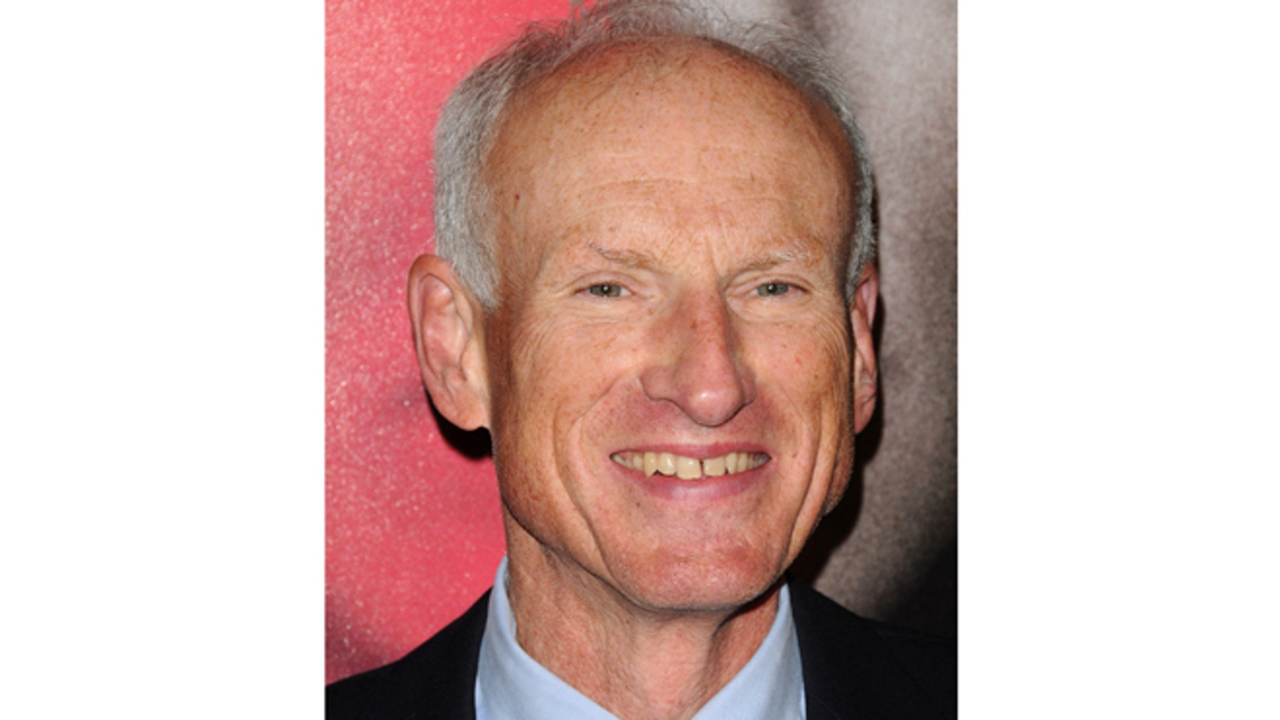 "Nov. 4, 2009: In this file photo, actor James Rebhorn attends the premiere of ""The Box"", in New York."