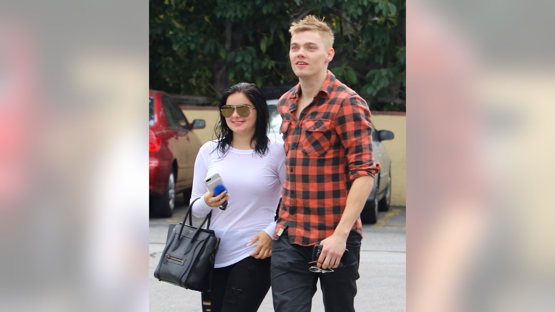"Ariel Winter's lattest flame is 11 years older than the ""Modern Family"" star. Winter, 18, is dating fellow actor Levi Meaden, 29."