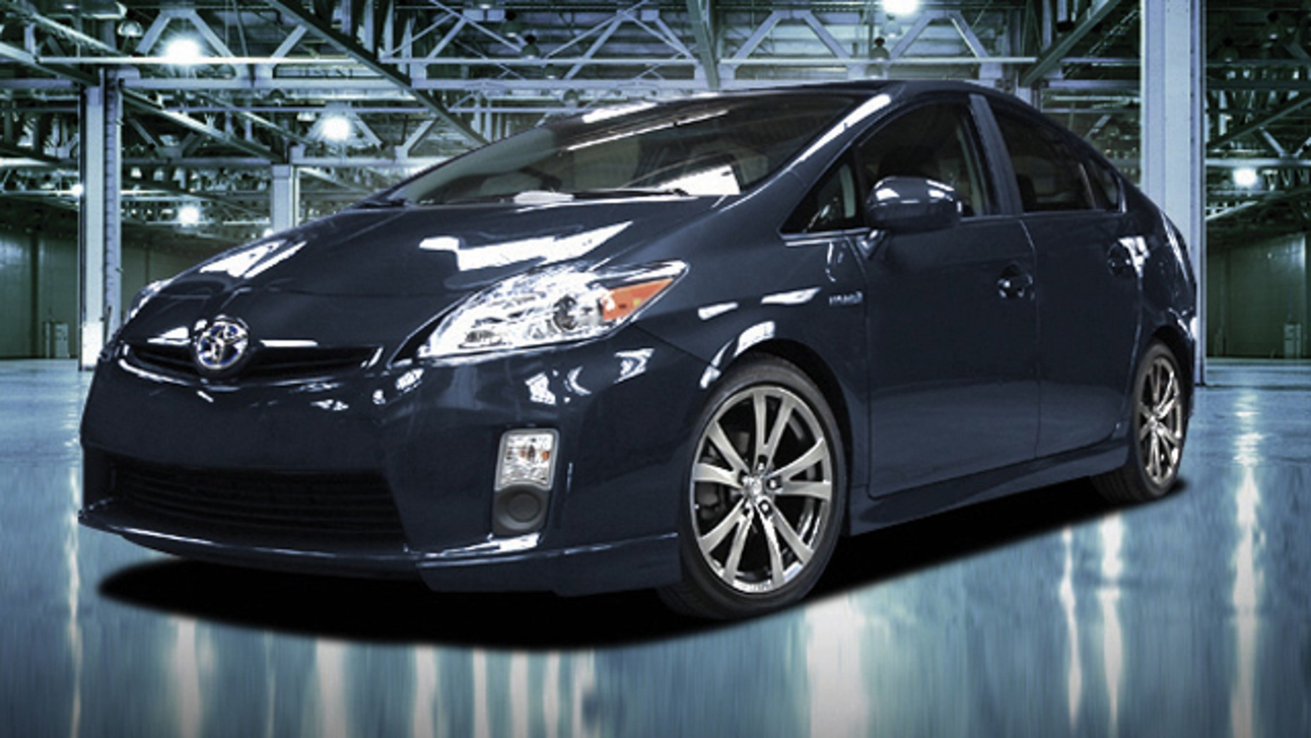 Toyota Launches High Performance Prius
