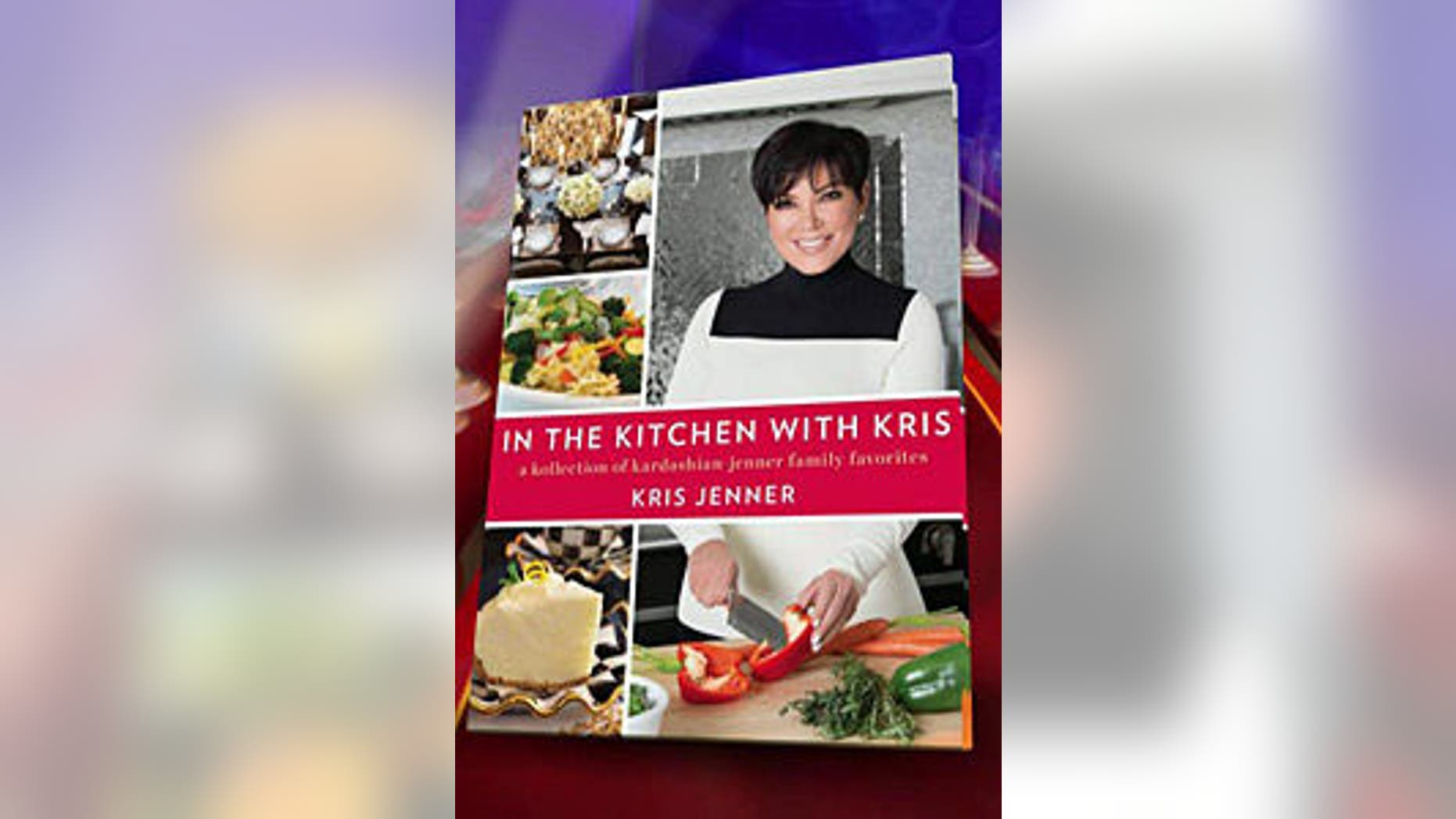 Kris Jenner Kitchen | In The Kitchen With Kris By Kris Jenner Fox News