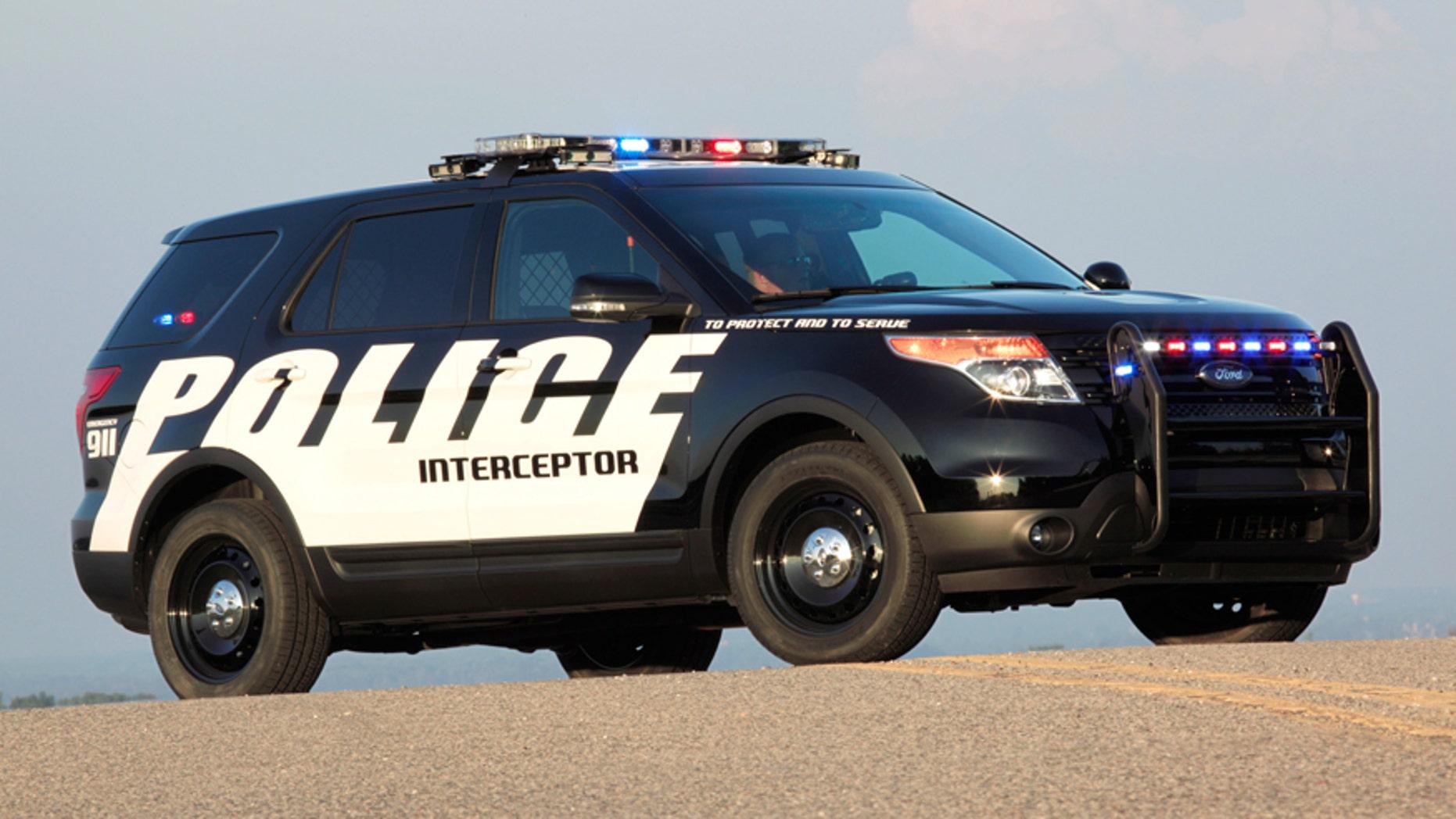 2011 Ford Police Interceptor Utility