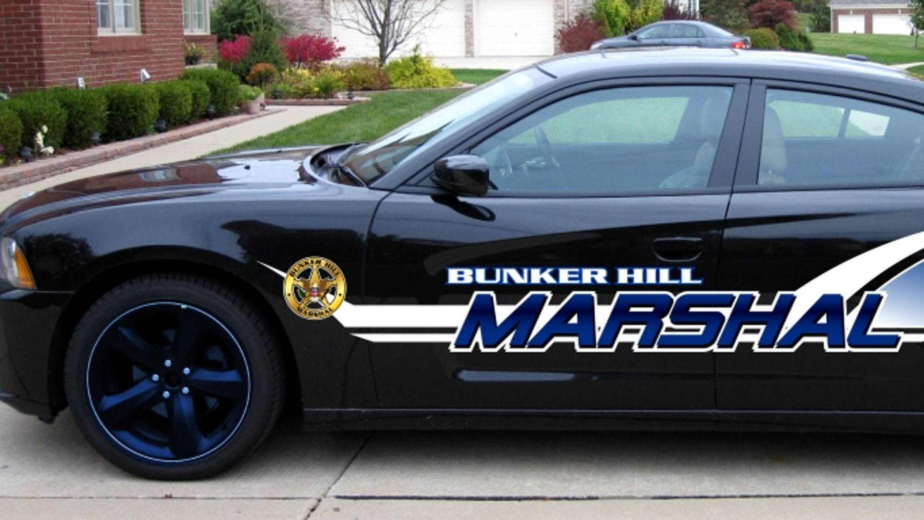 Bunker Hill's Town Marshall and four reserve deputies resigned on Monday.
