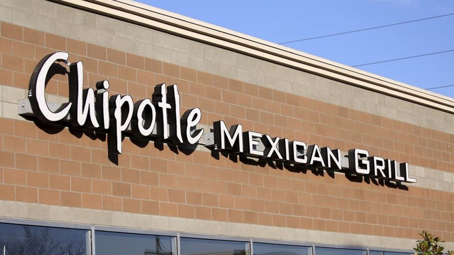 A Chipotle restaurant is shown in Federal Way, Washington in this November 20, 2015 file photo. REUTERS/David Ryder/Files