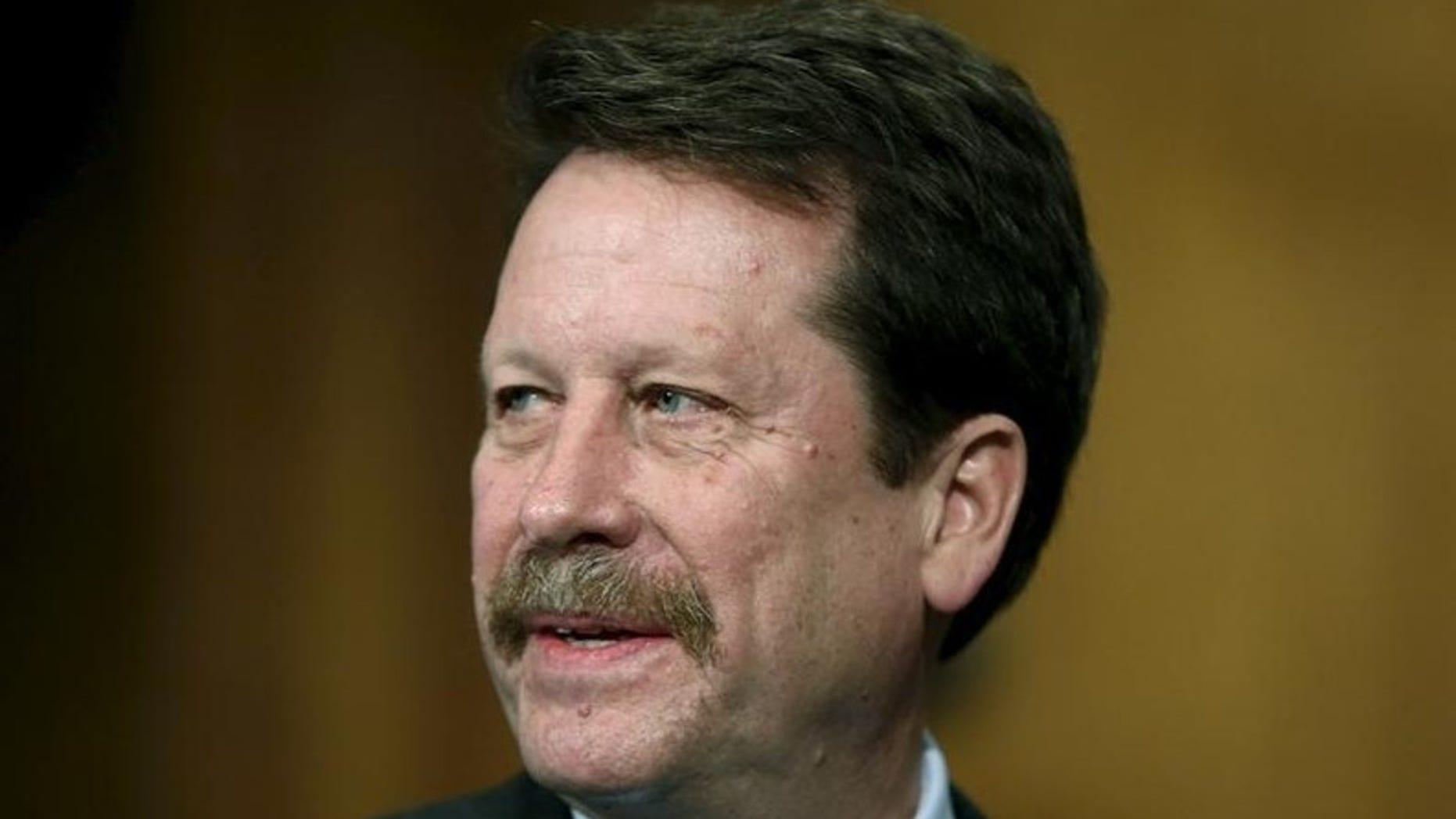 FDA Commissioner nominee Califf testifies at nomination hearing in Washington
