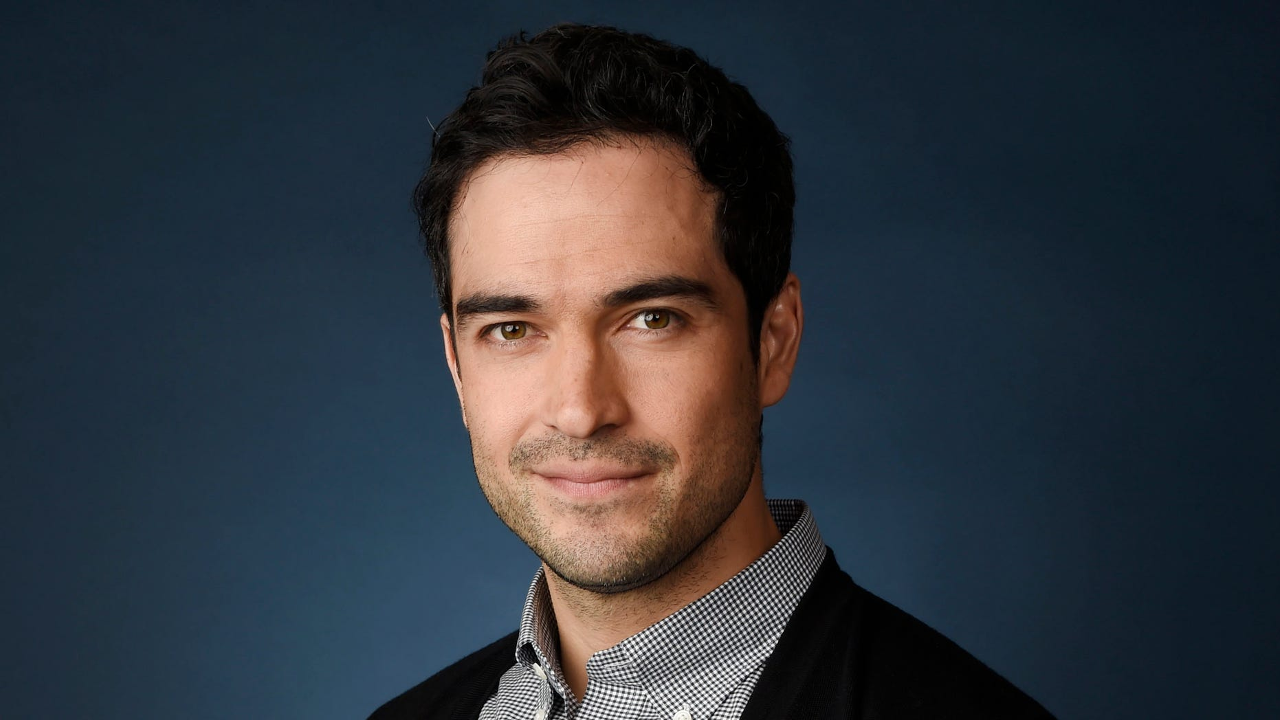 """Alfonso Herrera, a cast member in the FOX series """"The Exorcist,"""" on Monday, Aug. 8, 2016."""