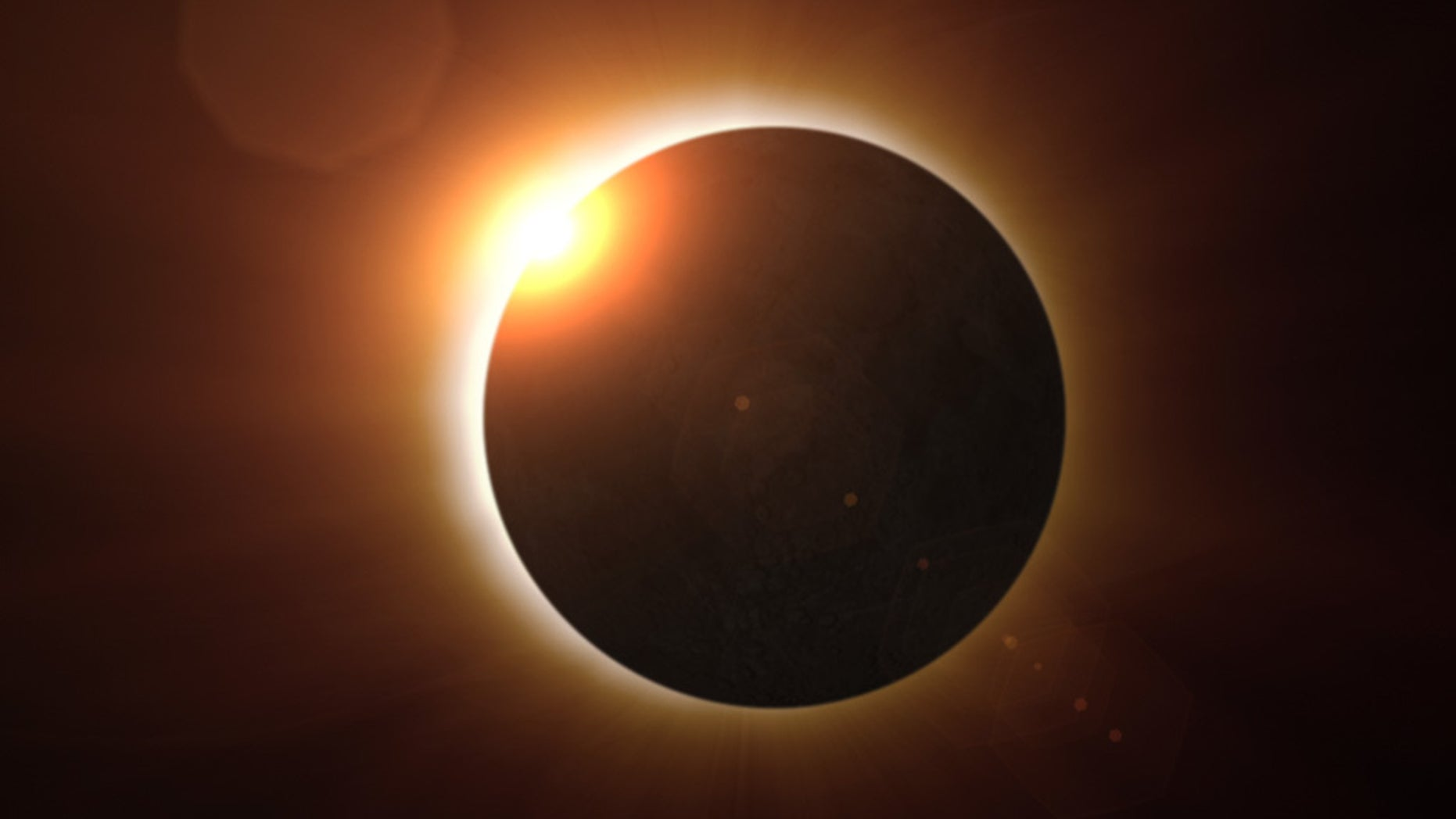 An image of a total solar eclipse in 2016. Another total solar eclipse will take place on Aug. 21, 2017.