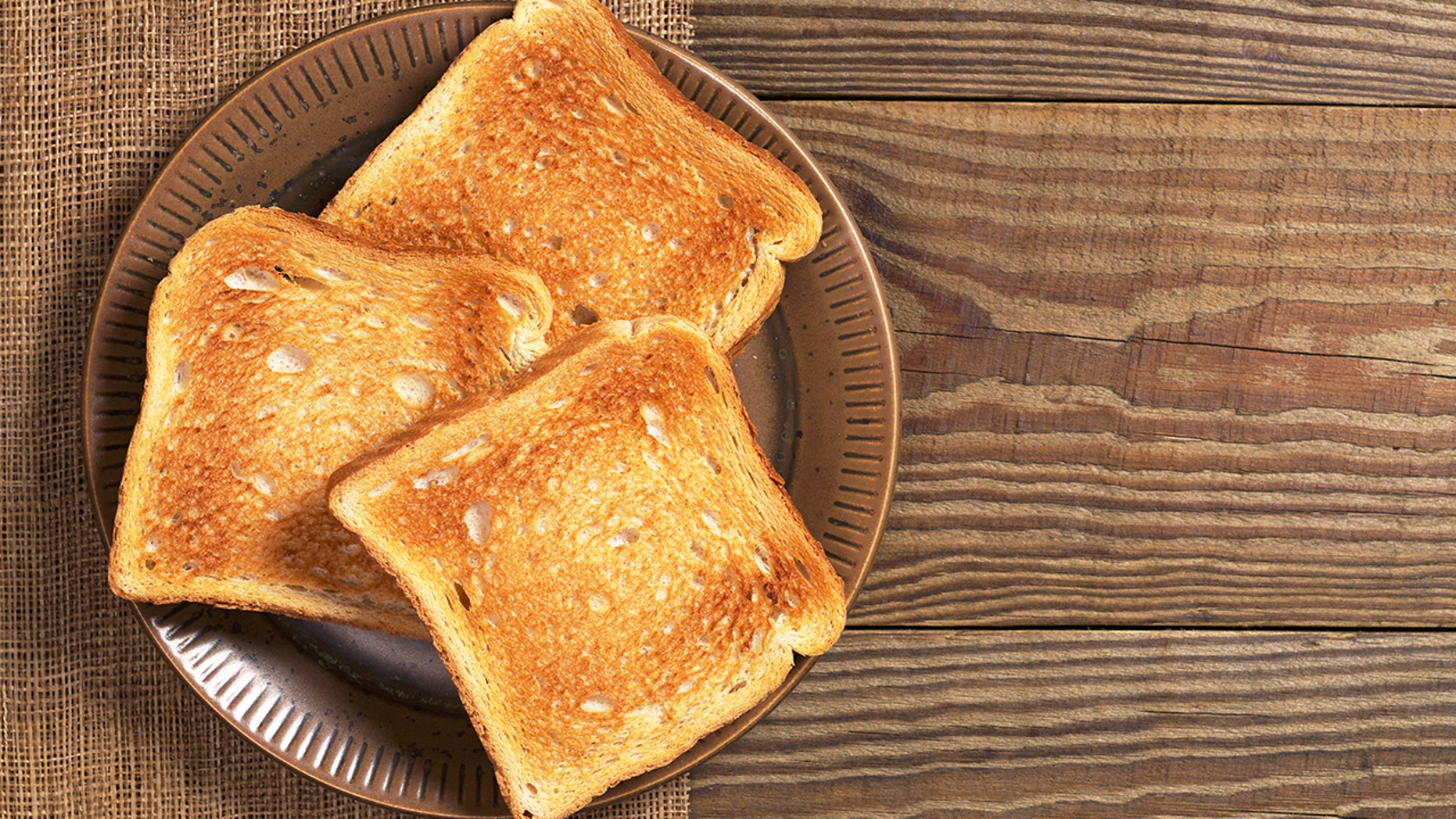 Is there a right way to cut toast? The internet has some strong opinions...