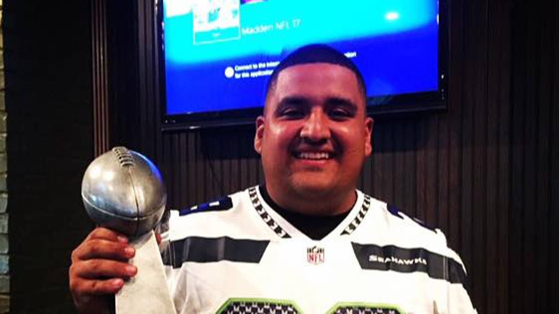 Ryen Aleman, who was in Florida during a mass shooting at a Madden NFL tournament, died in a car crash in Texas on Sunday, according to reports.