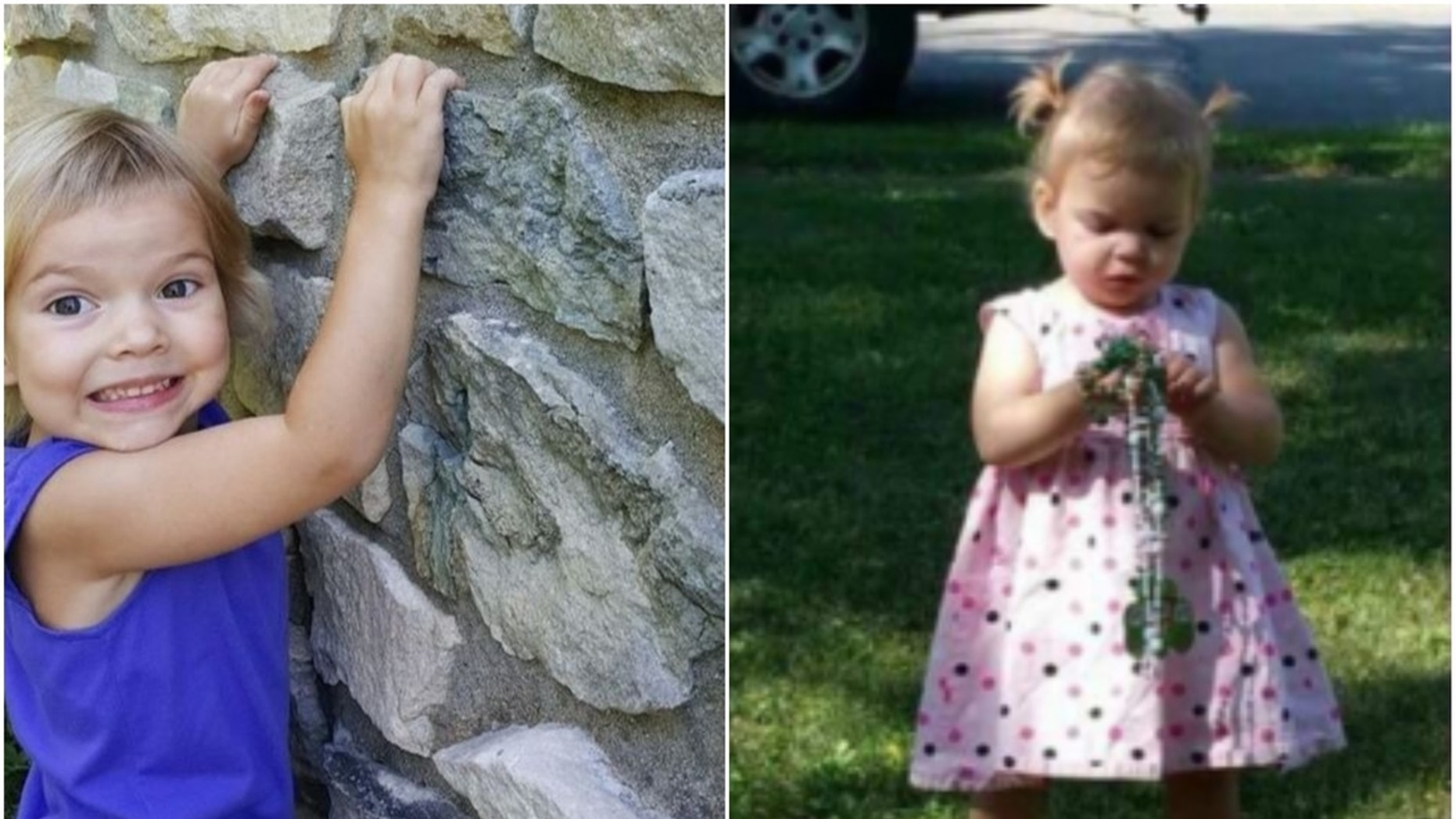 3-year old Alivia Viellieux, of Muncie, Indiana, died at home just days after being diagnosed with Influenza A