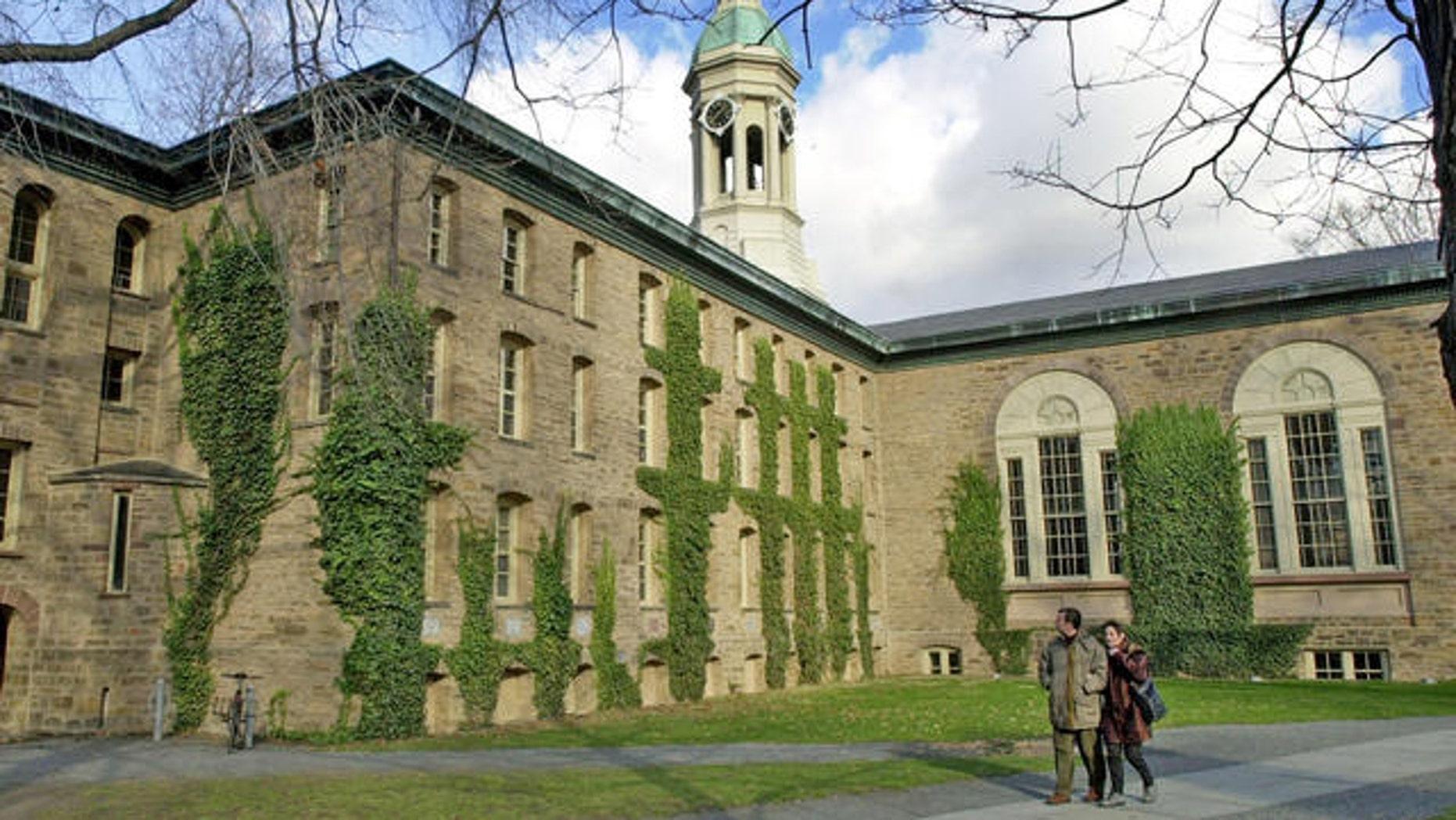 Princeton hookup culture