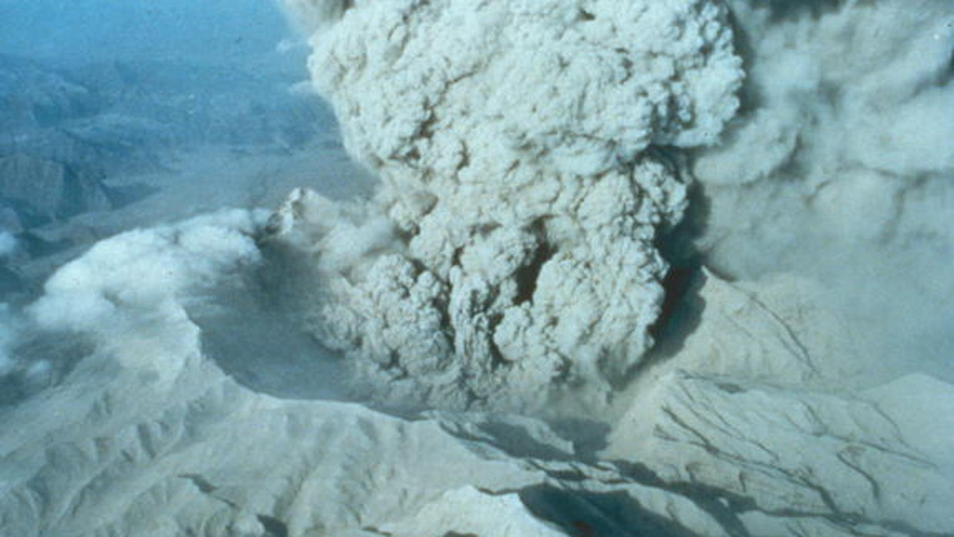 Mount Pinatubo's 1991 eruption