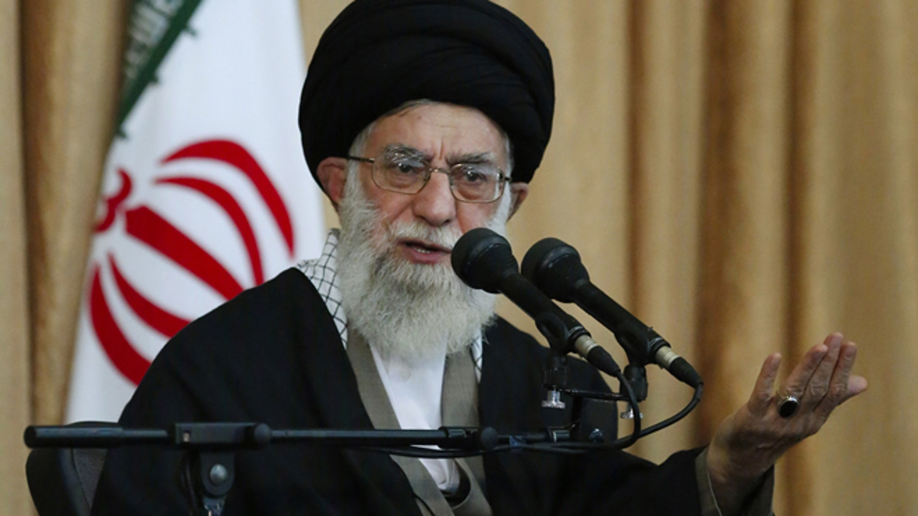 There's a dispute about whether Supreme Leader Ayatollah Ali Khamenei ever gave a fatwa, or religious edict, forbidding the pursuit of nuclear weapons.