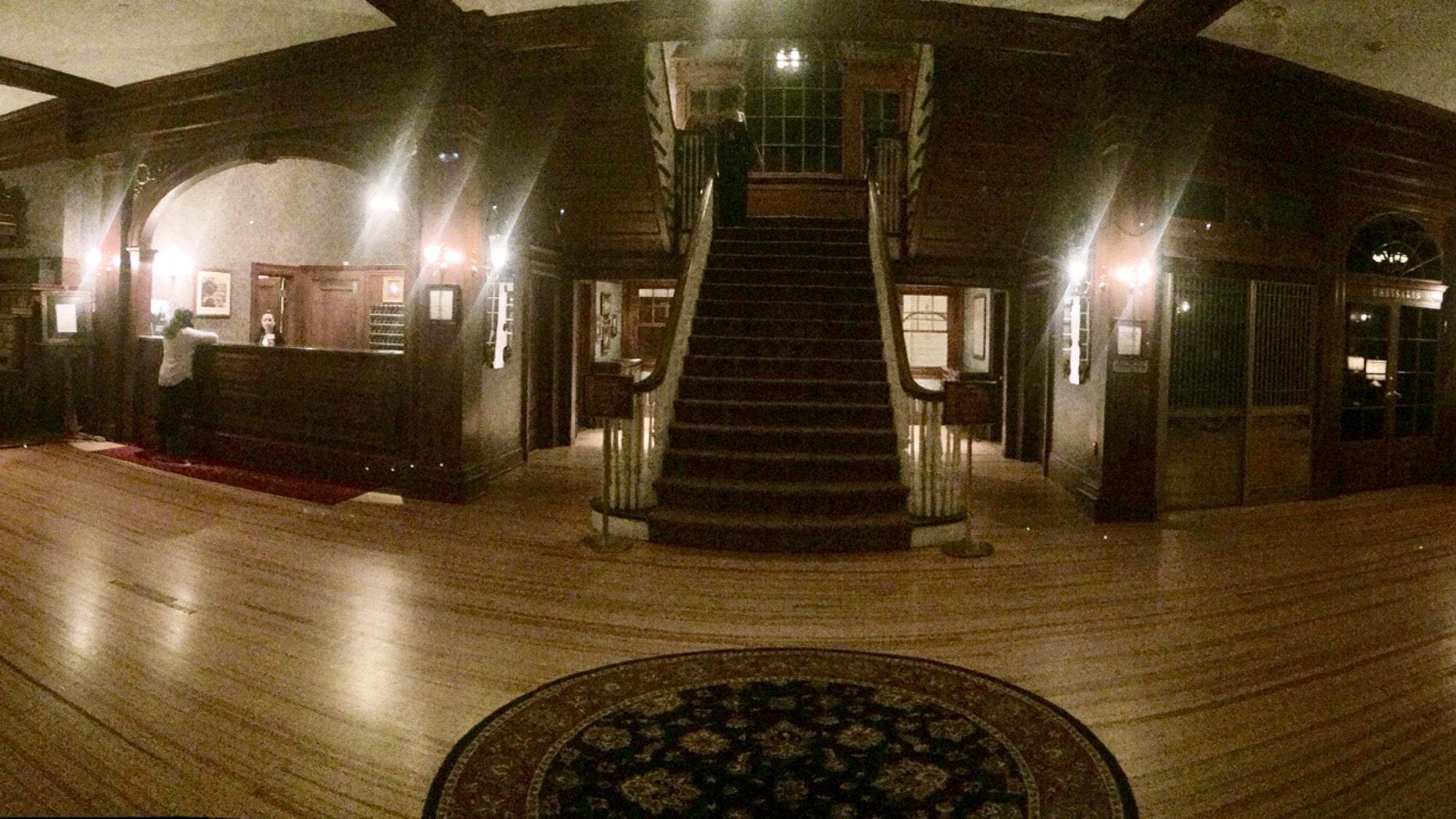 Stanley Hotel Rooms Haunted