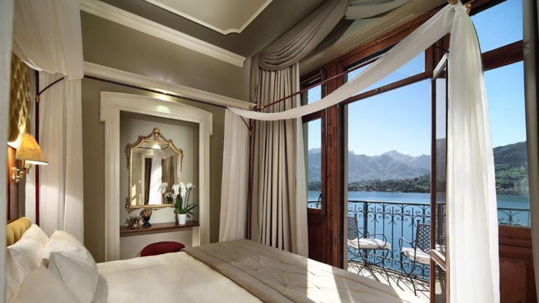 Grand Hotel Tremezzo Suite Maria