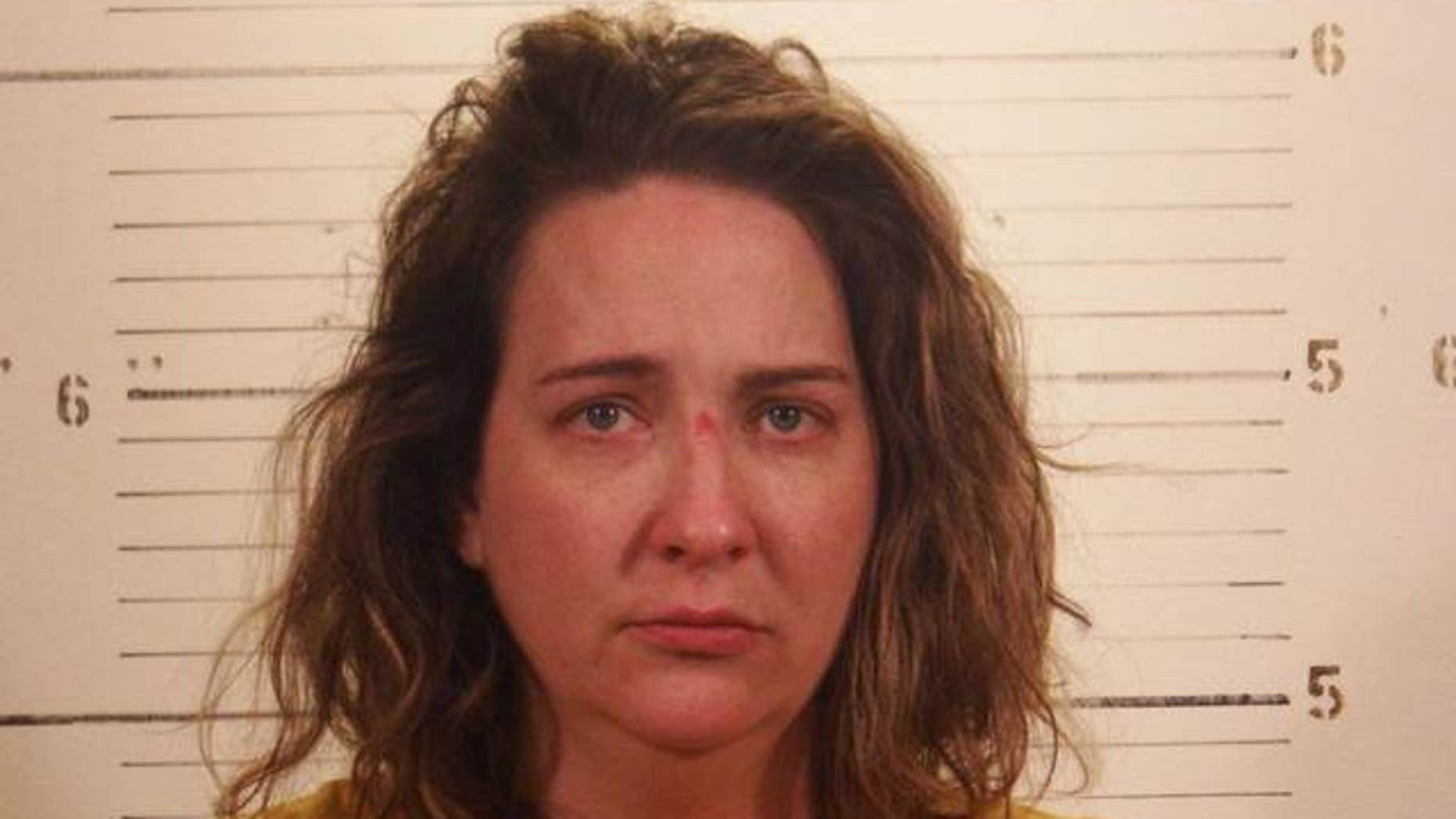 Mary Lockett is charged in her daughter's death.