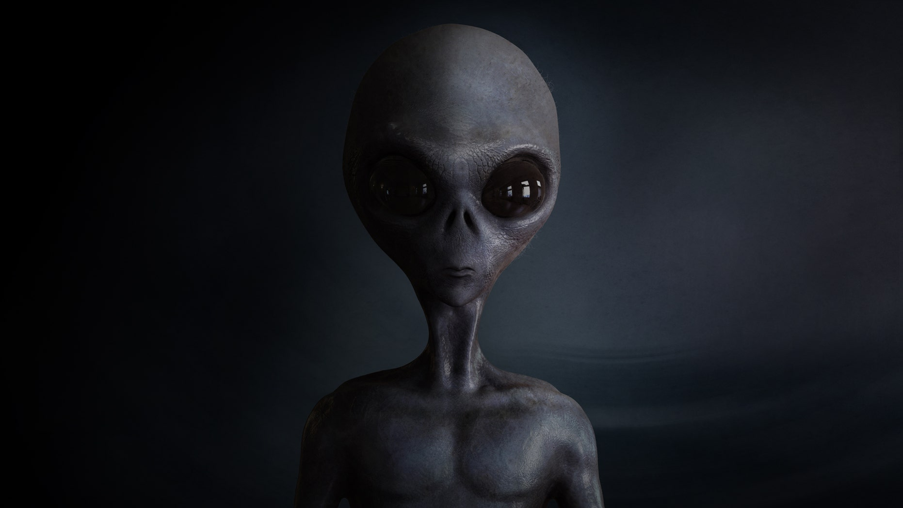 alien (This content is subject to copyright.) (Credit: iStock)