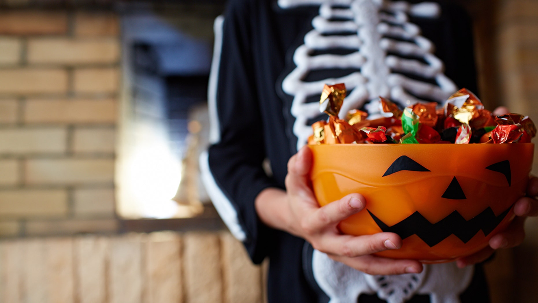 Trick-or-treat. These states seem to prefer the treat, consuming the most calories on Halloween