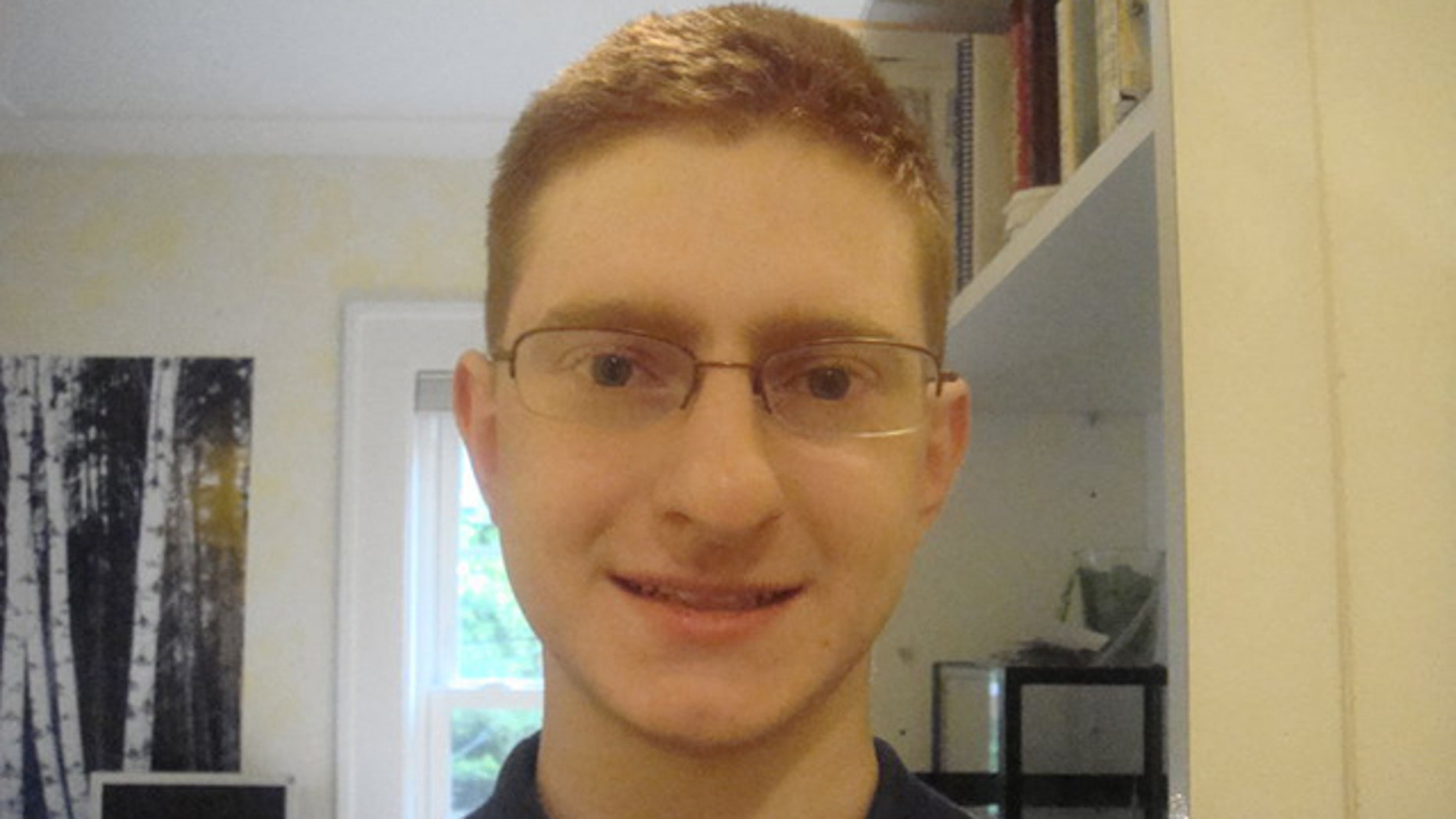 Rutgers University freshman Tyler Clementi, 18, is seen in an undated photo posted to his Facebook page