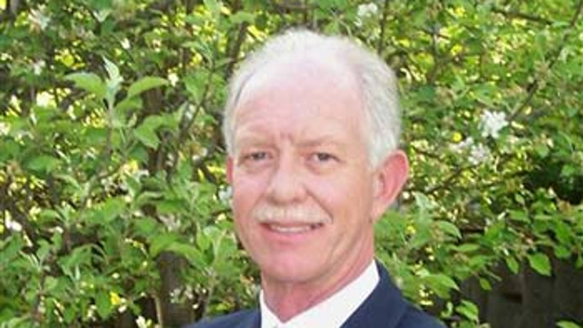 """US Airways pilot Chesley B. Sullenberger III. Sullenberger is a finalist for the """"Robert Goulet Memorial Mustached American of the Year."""""""