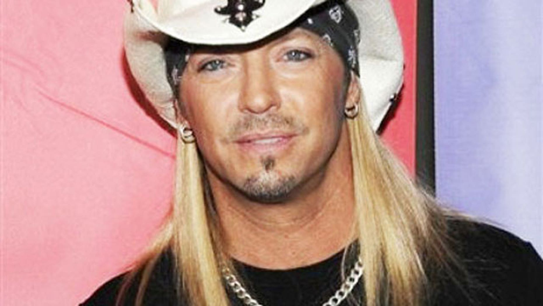 Bret Michaels (AP)
