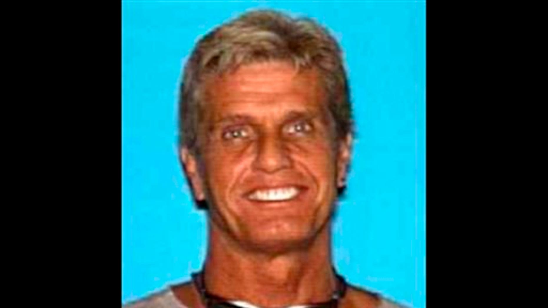 This file photo released by the Los Angeles County Sheriff's Department shows 20th Century Fox executive Gavin Smith.