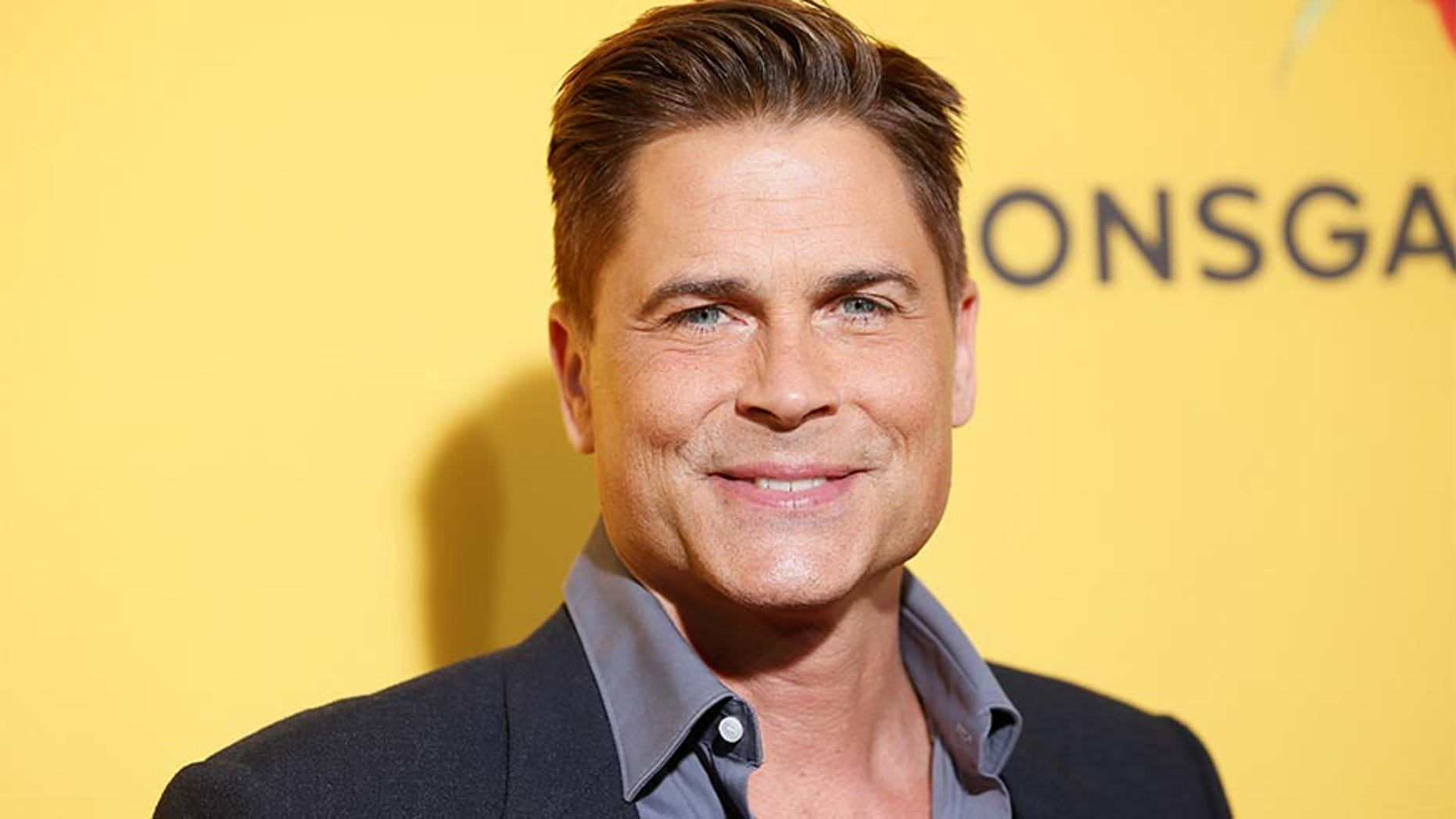 Rob Lowe's tweet about Sen. Elizabeth Warren was not well-received by some in Hollywood. (Reuters)