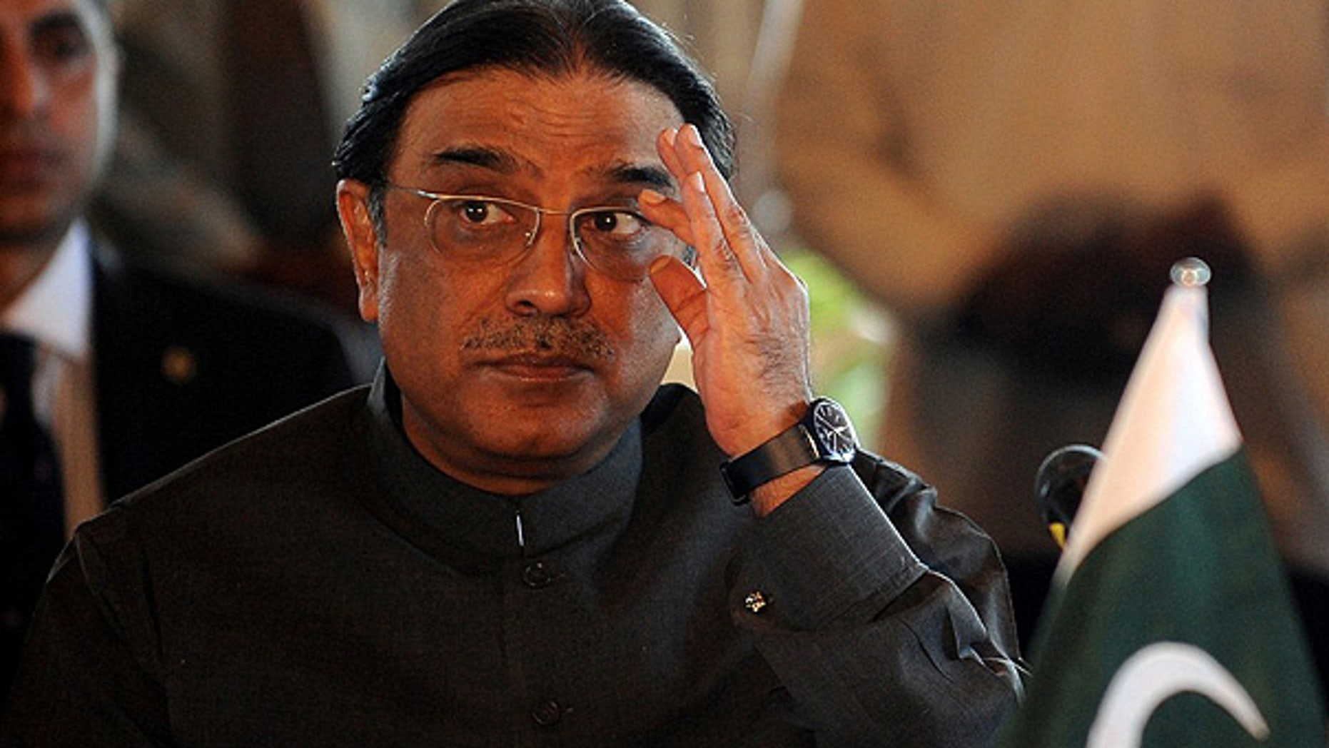 Nov. 29: Pakistan's President Asif Ali Zardari visits Sri Lanka in a bid to boost trade and security cooperation.