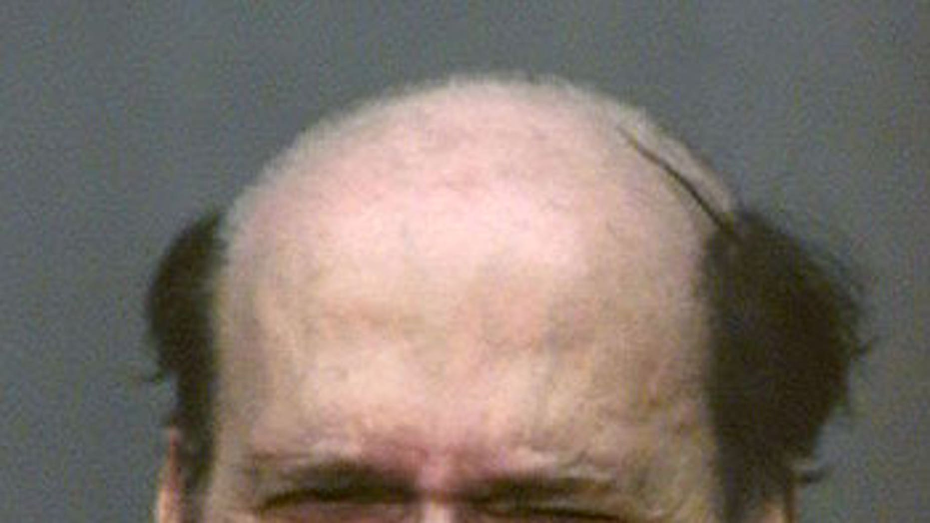 Sept. 25, 2008: Tony Alamo, evangelist and convicted tax evader, in his booking photo.