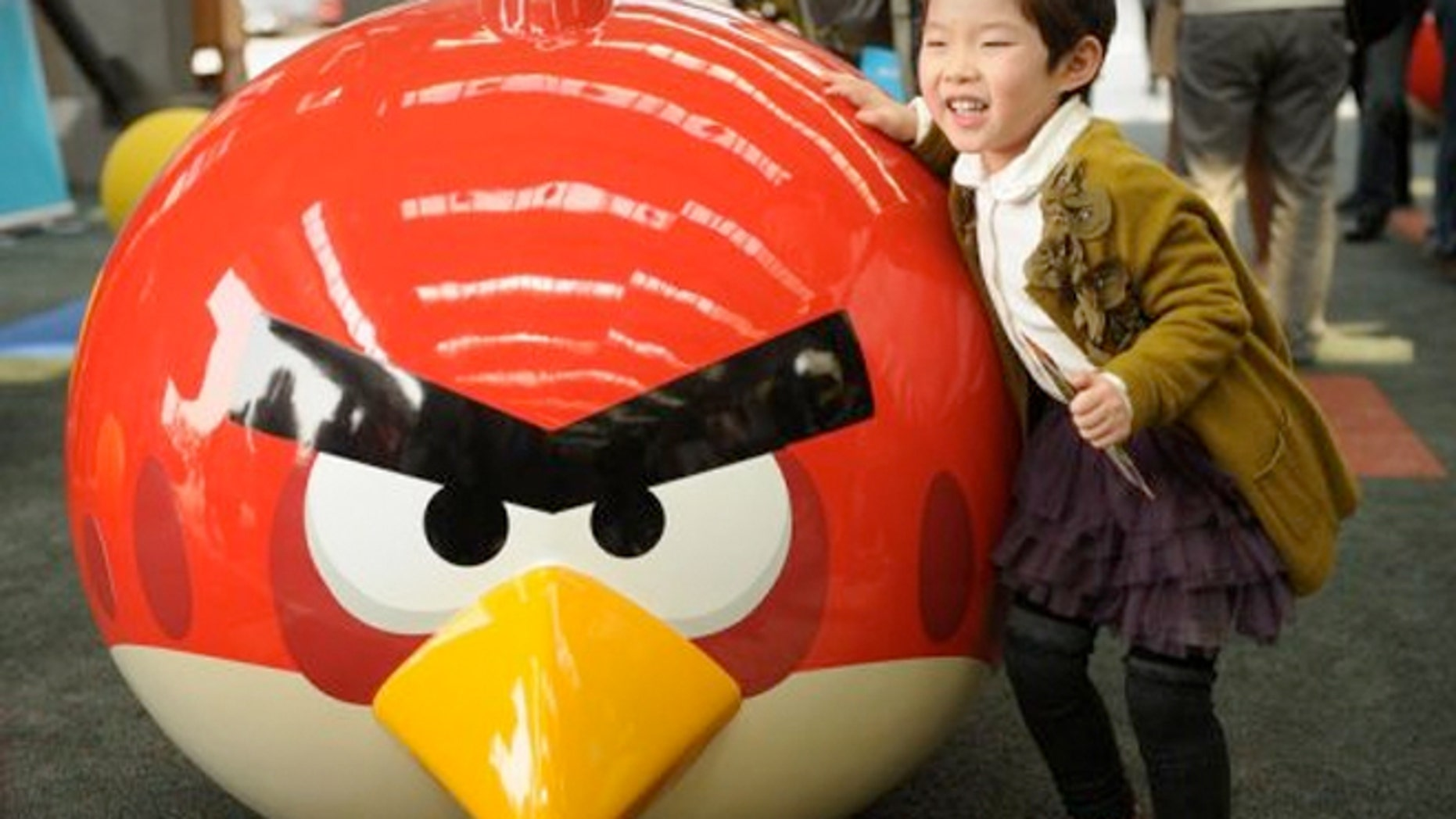 China, which has the world's second-highest number of downloads for Angry Birds at 190 million, will get a new Angry Birds theme park.