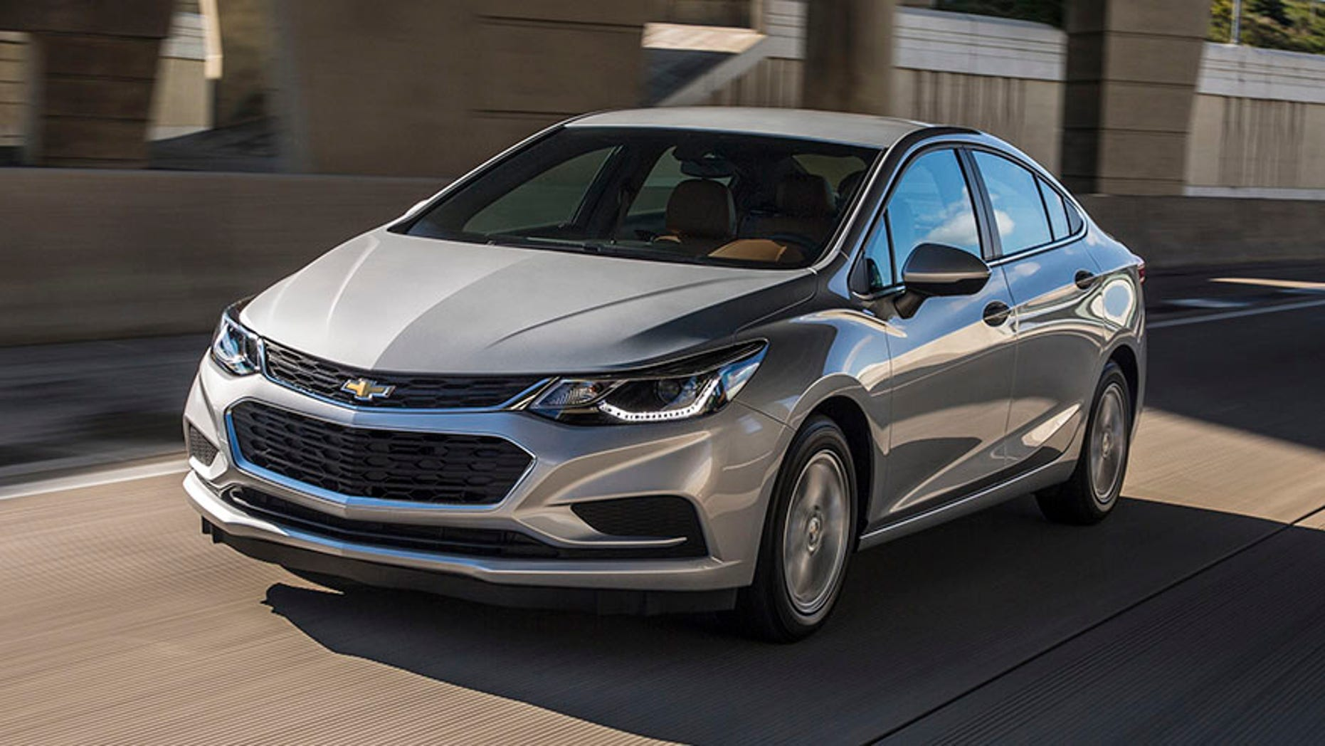 2017 Chevrolet Cruze diesel test drive | Fox News