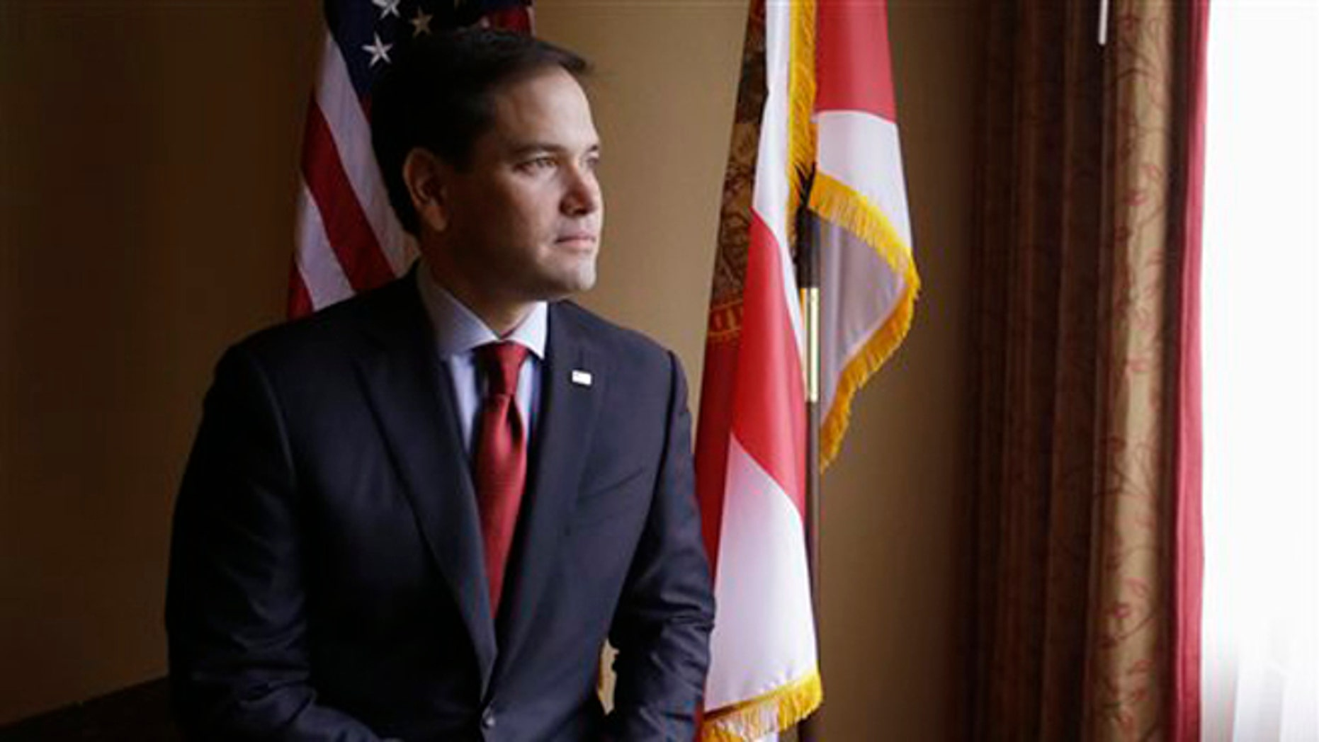 Sen. Marco Rubio, R- Fla.