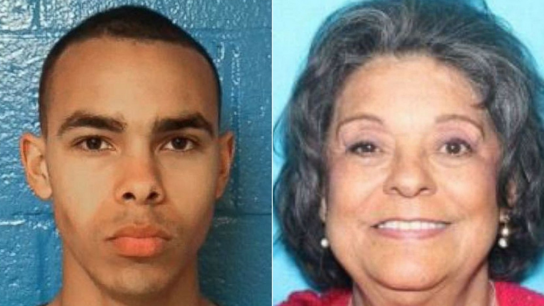 Isaiah Kahleal Evans Caesar was charged in the death of Sallie Copeland Evans, whose body was found off a North Carolina highway.