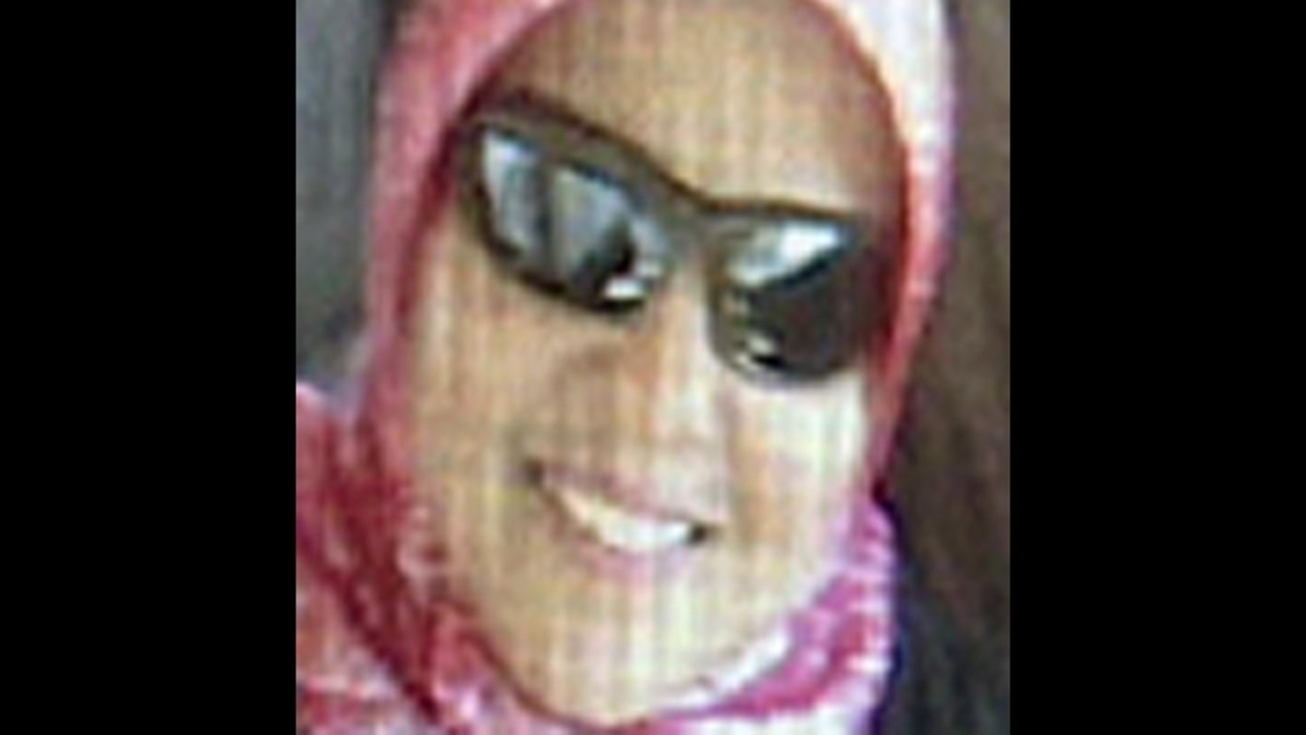 This image, provided by Fox affiliate KSWB-TV, shows 32-year-old Shaima Alawadi, who was found brutally beaten inside her El Cajon, Calif., home on Wednesday.