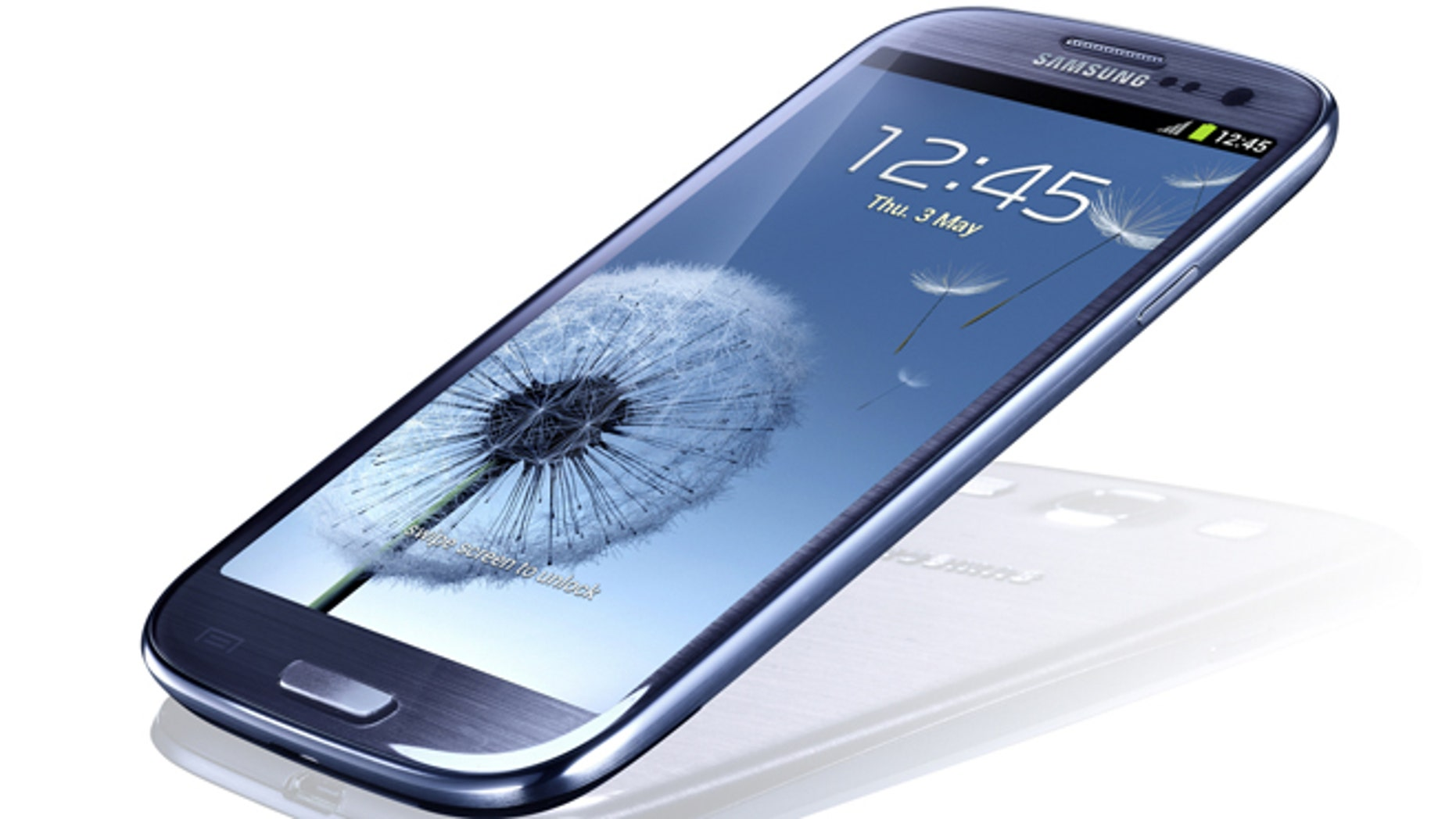 The SIII, the latest phone in the company's Galaxy line, has emerged as the biggest competitor to Apple's iPhone. Samsung said it went on sale in Europe on Tuesday.