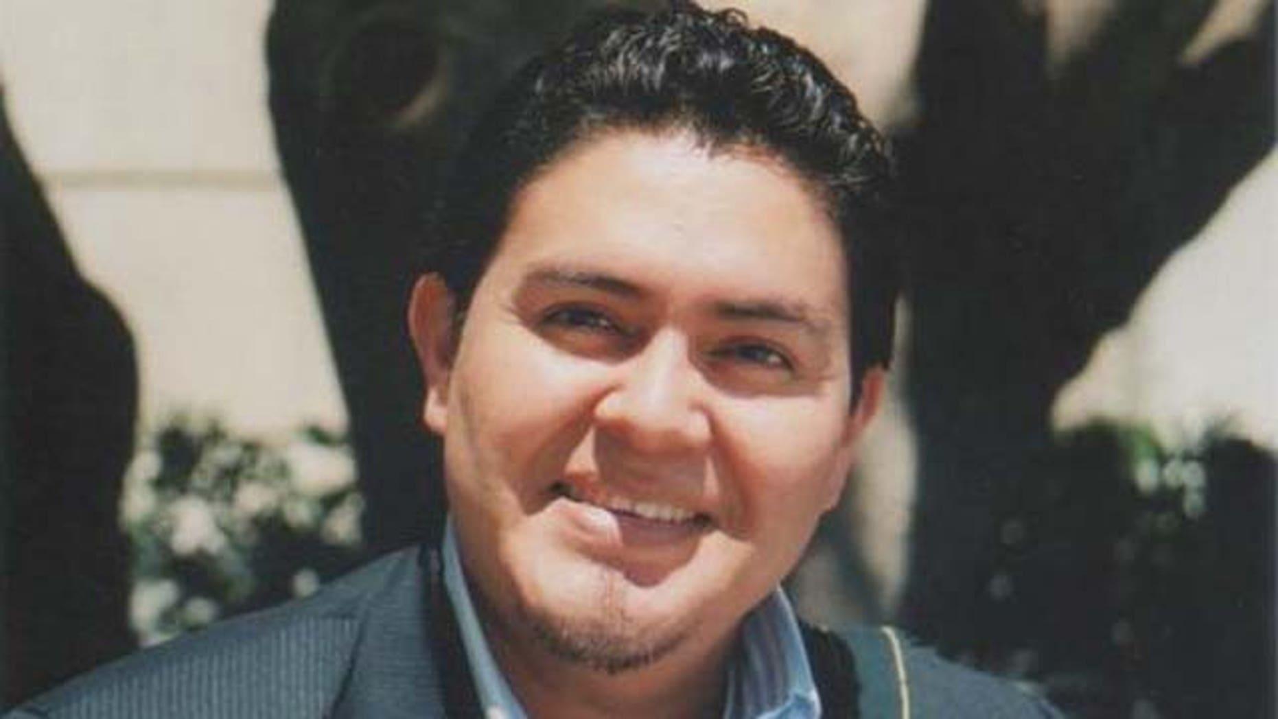 Jorge-Mario Cabrera of CHIRLA