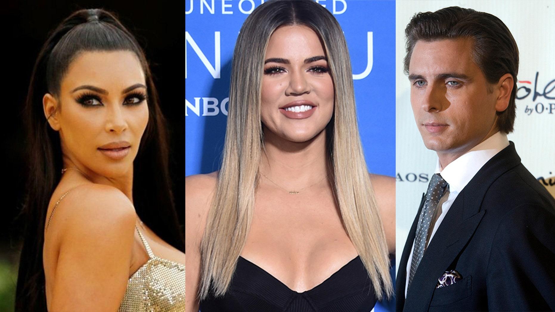 Kim Kardashian, Khloe Kardashian and Scott Disick are in hot water for an unpaid private jet bill.