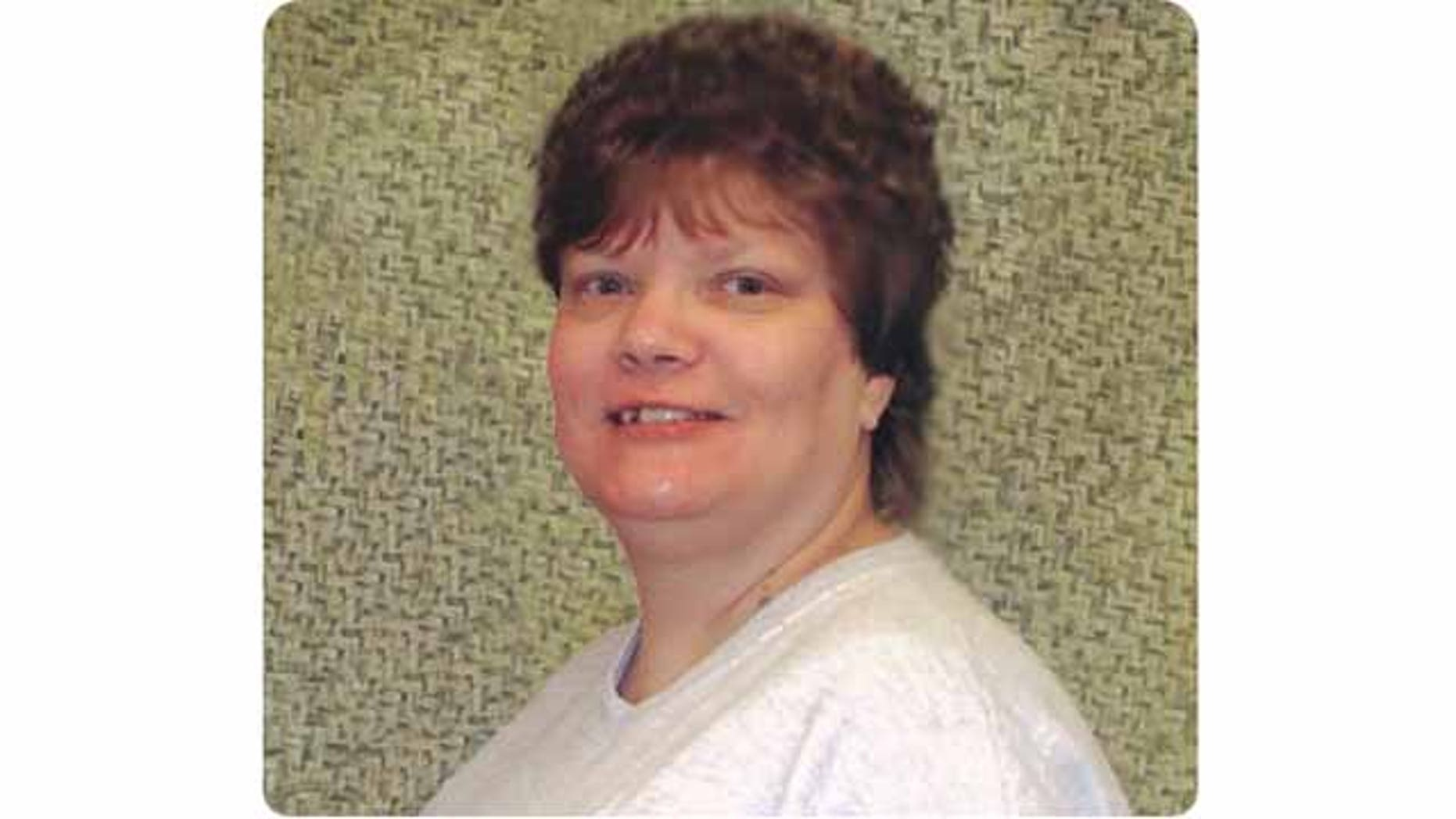 This 2007 file photo provided by newsPRos shows Teresa Lewis, 41, is scheduled to die by injection Thursday, Sept. 23, 2010 for trading sex and money in the hired killings of her husband and stepson in October 2002.