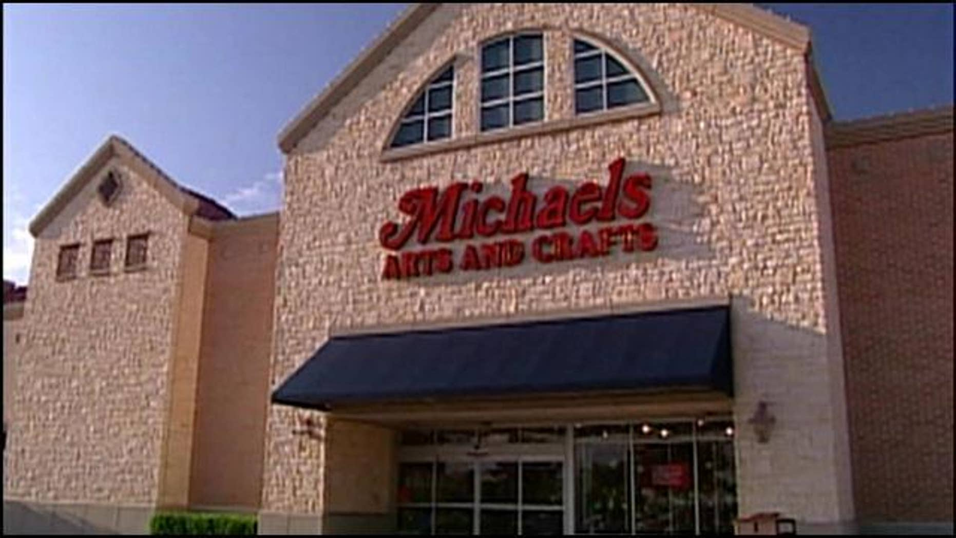 Michaels is the largest store in the U.S. devoted solely to arts and crafts (MyFoxNY.com)