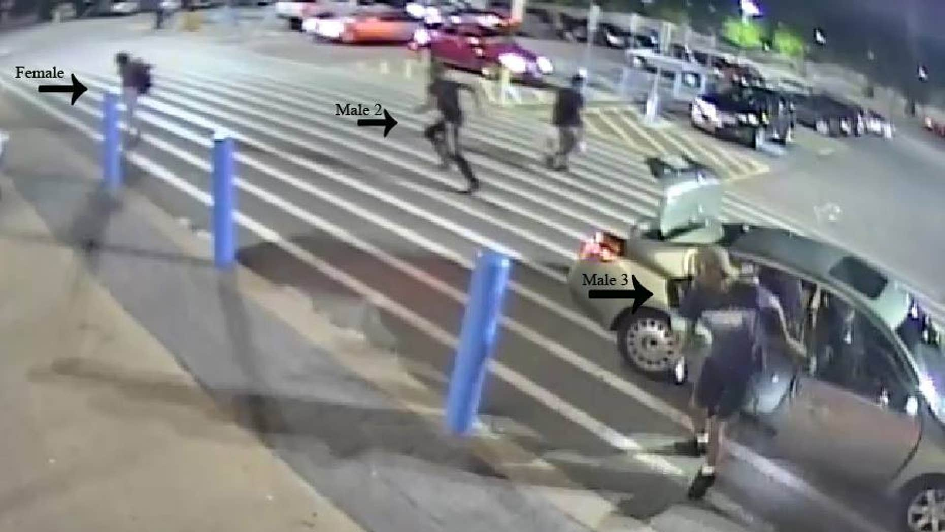 An apparent abduction of a young female outside a Walmart in Chesterfield, Virginia, Sunday night was a planned hoax, police said Tuesday.
