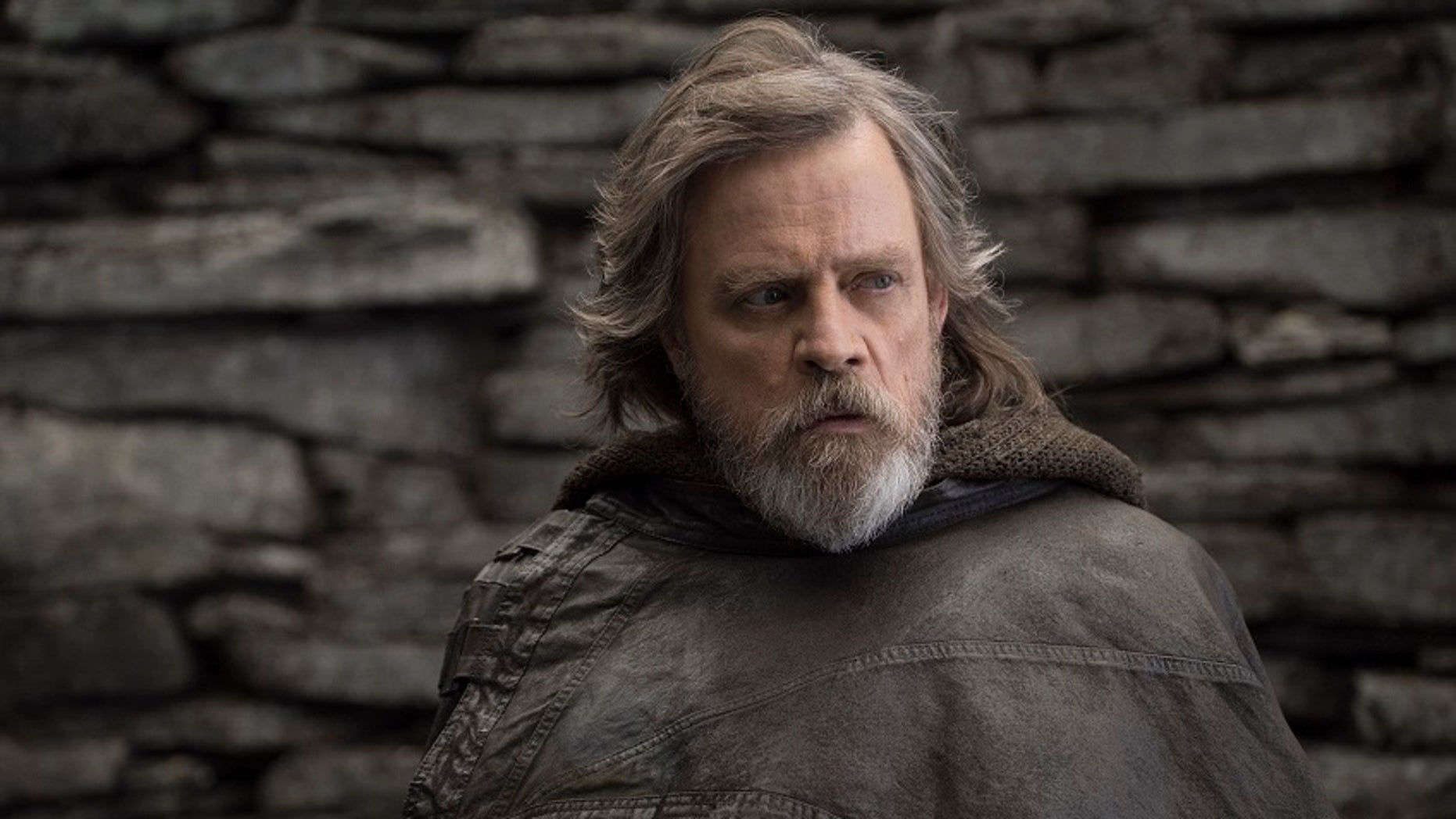 Mark Hamill took to Twitter to defend his 'Star Wars: The Last Jedi' costar.