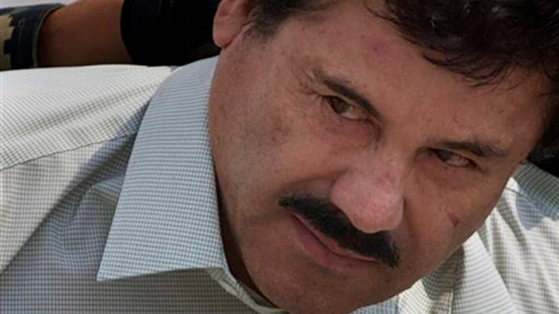 "Joaquin ""El Chapo"" Guzman used a one-mile long tunnel to escape from a Mexican prison."