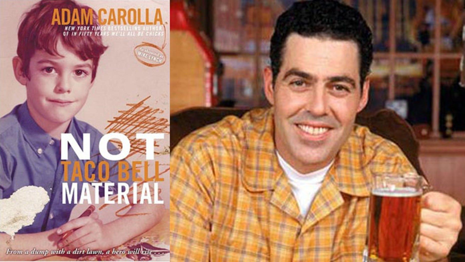 QA: Adam Carolla talks bad jobs, worse parents and 'horrible