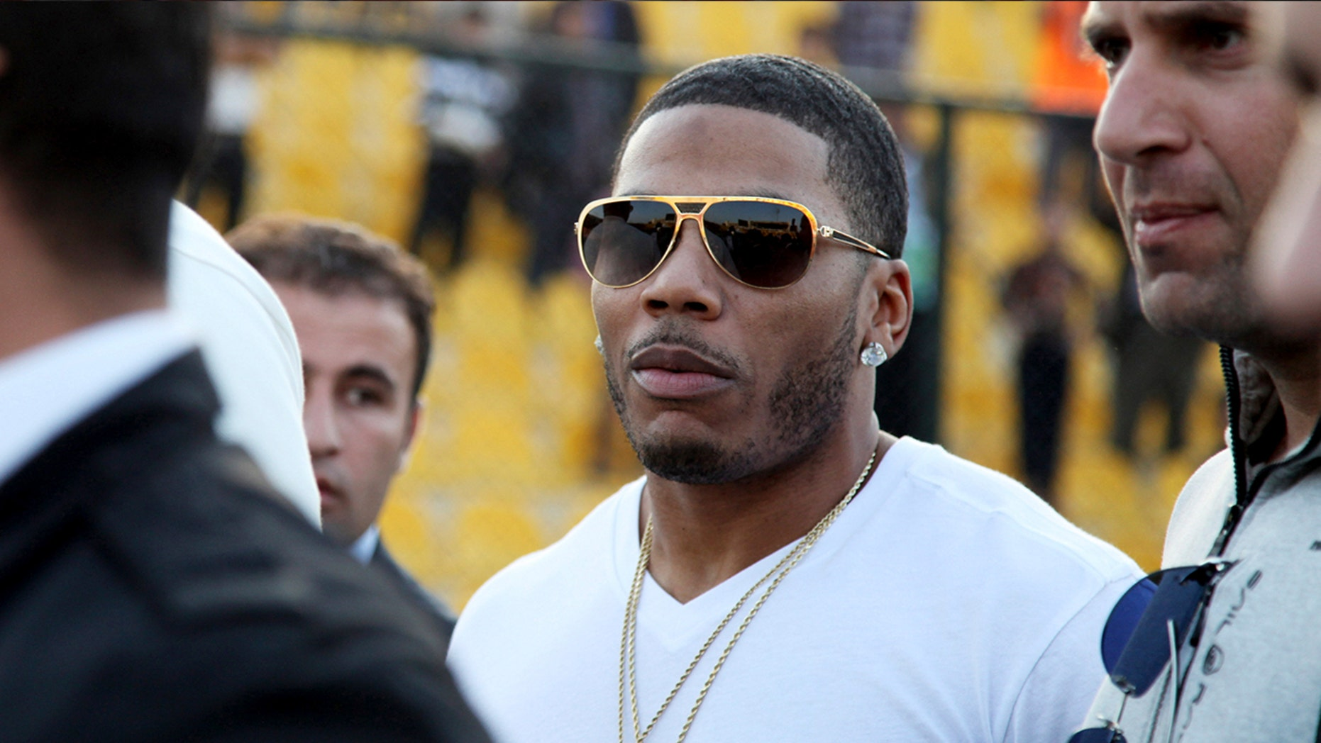 A woman who alleges the rapper Nelly raped her on his tour bus after a performance in Seattle says he sexually assaulted two other women in England.