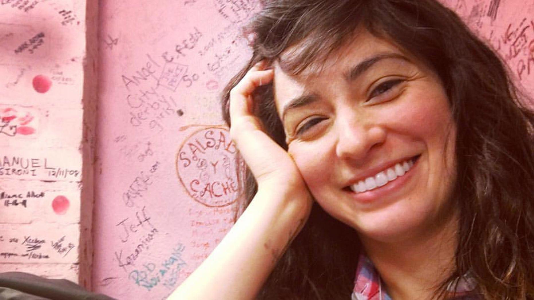 Melissa Villaseñor. (Photo: via Facebook)