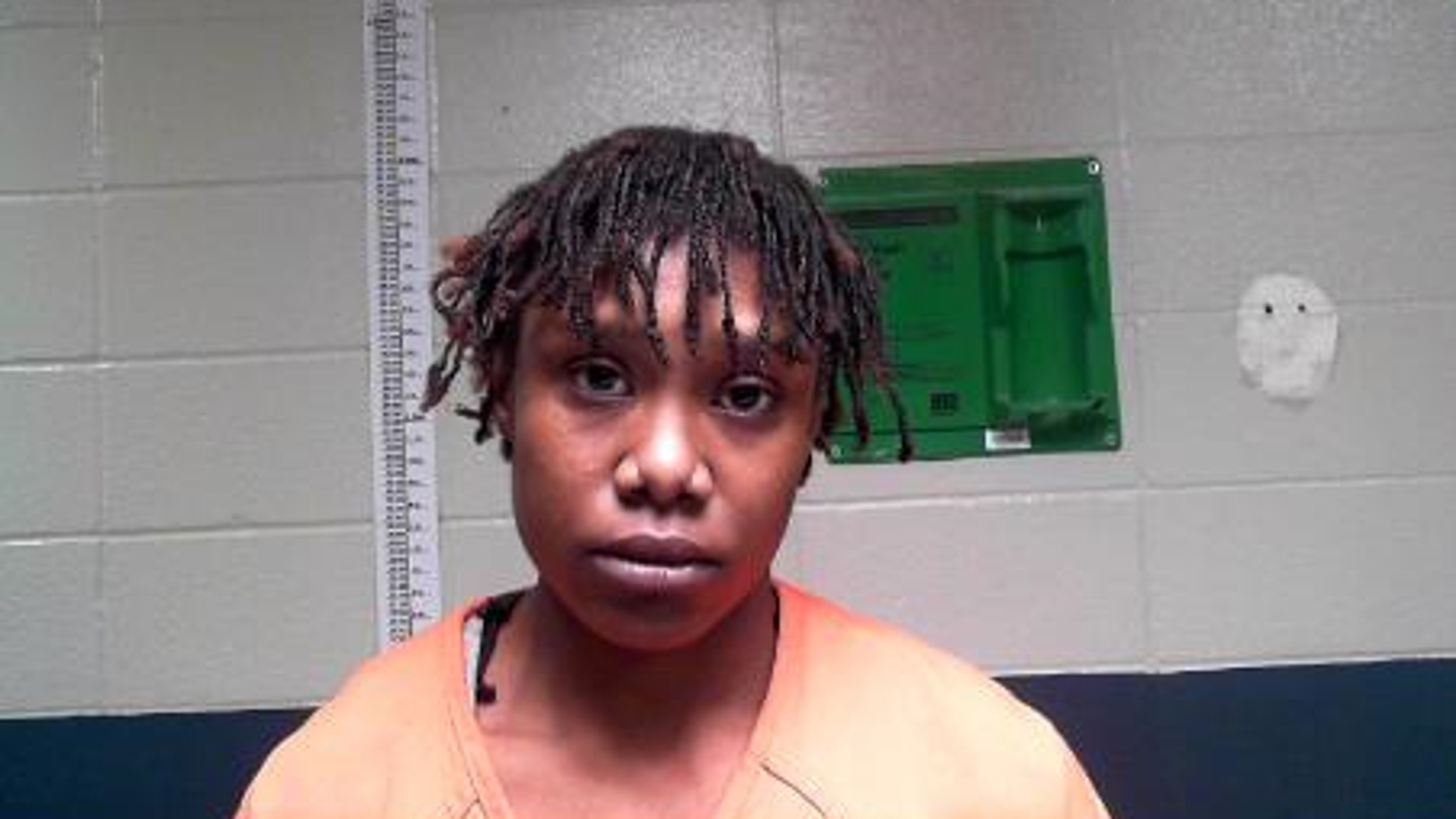 Felicia Marie-Nicole Smith, 25, was arrested in connection with a 6-month-old baby's death.
