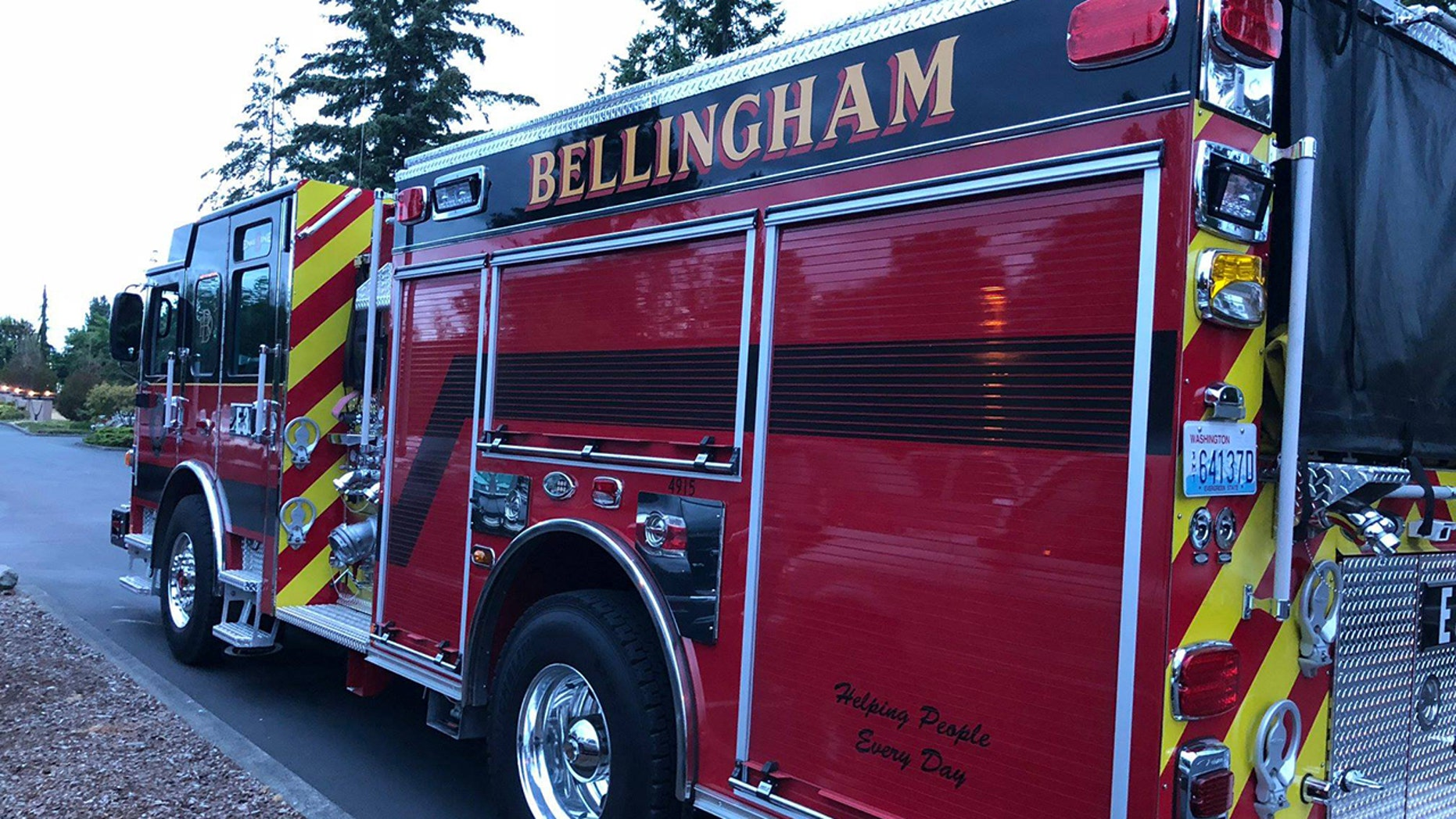 Members of the Bellingham Fire Department reportedly used the body of a recently deceased patient for training.