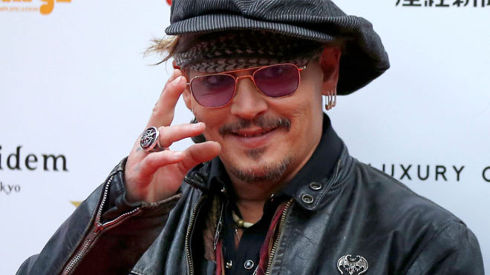 Johnny Depp's lawsuit filed in Los Angeles Superior Court against The Management Group seeks more than $25 million, alleging its owners failed to properly pay his taxes, made unauthorized loans and overpaid for security and other services.