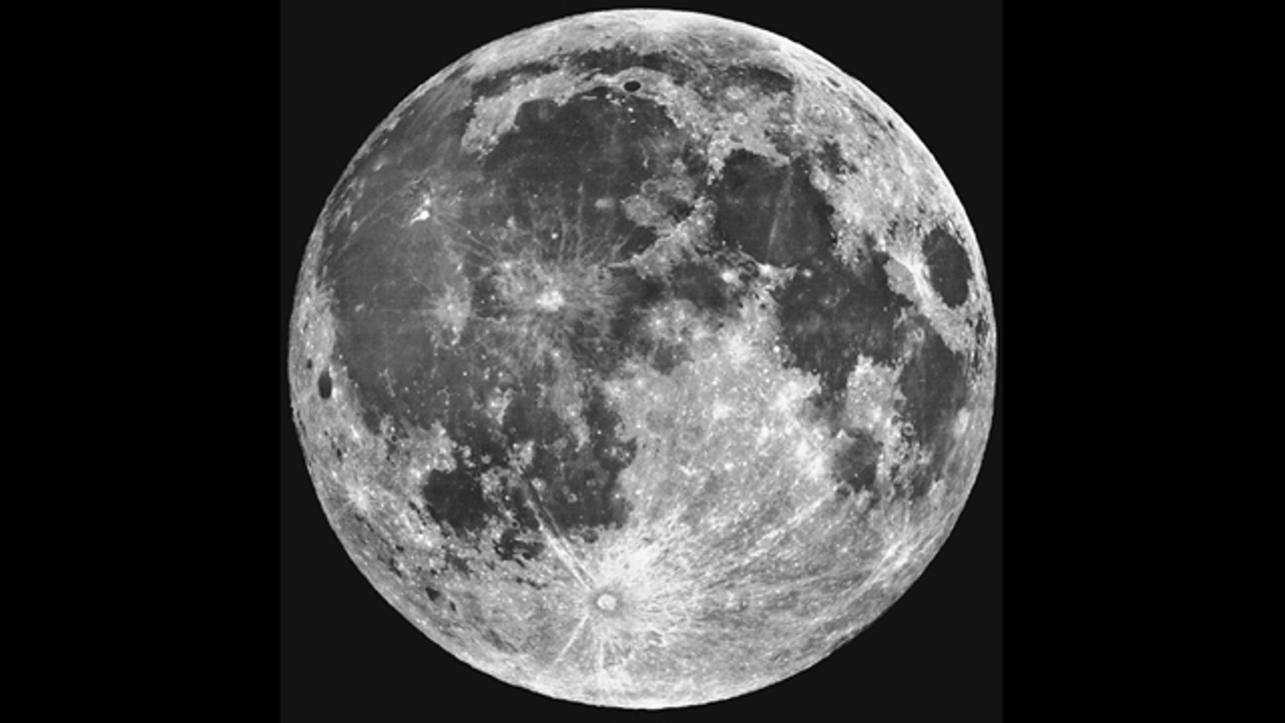 Tonight's full moon, also known as the wolf moon, will be the biggest and brightest of 2010.