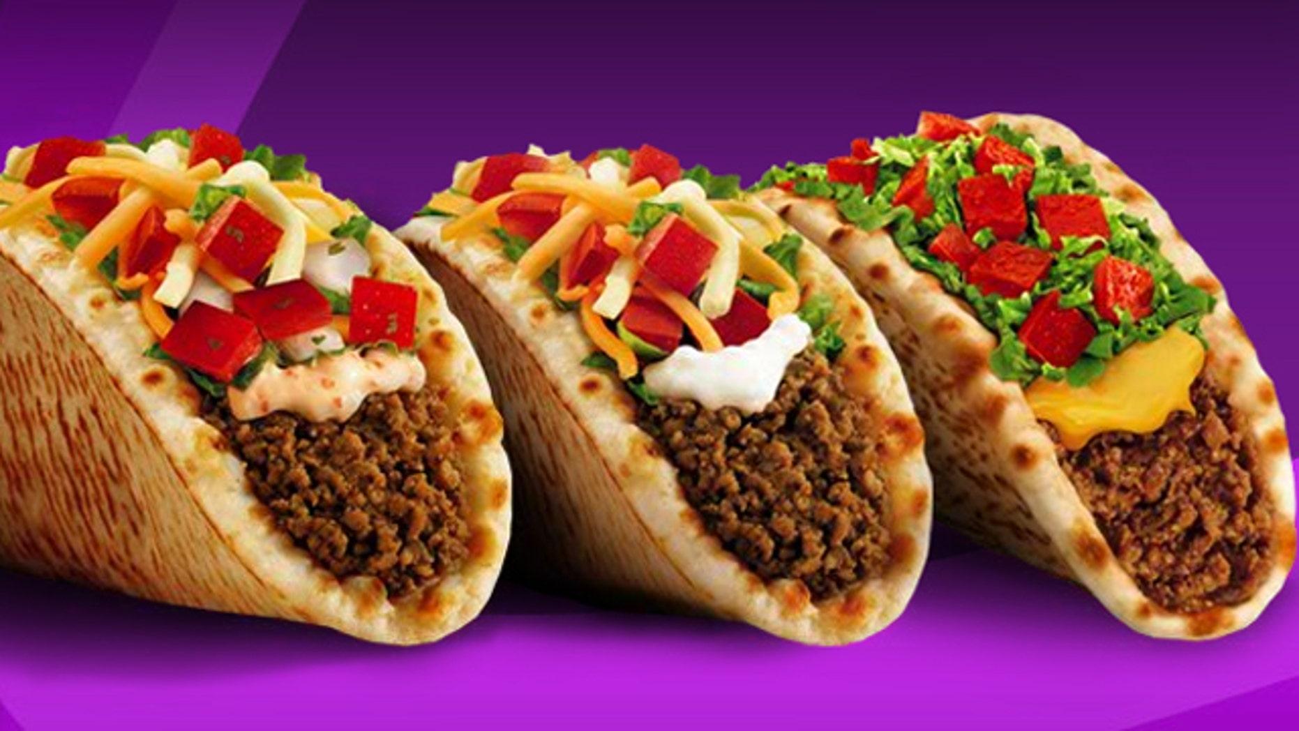 Taco Bell's Gorditas