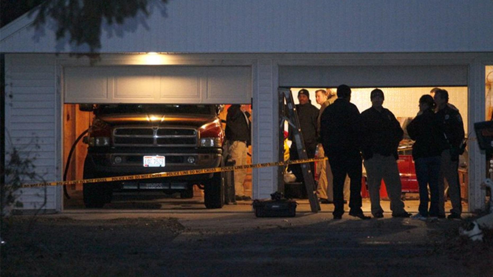 Nov. 12: Authorities respond to a report of carbon monoxide poisoning on Harvest Lane in Toledo, Ohio.